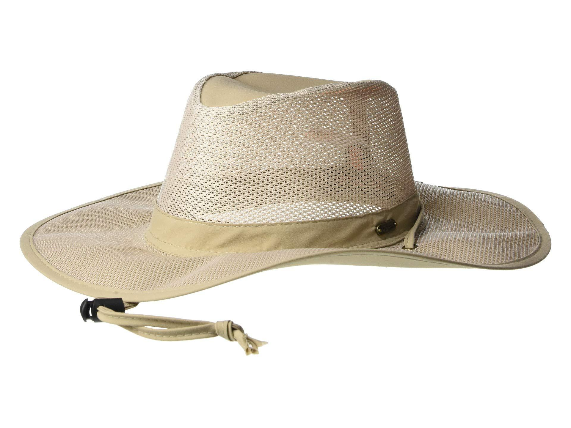 begrenzter Stil laest technology riesige Auswahl an Mesh Covered Safari With Chin Cord