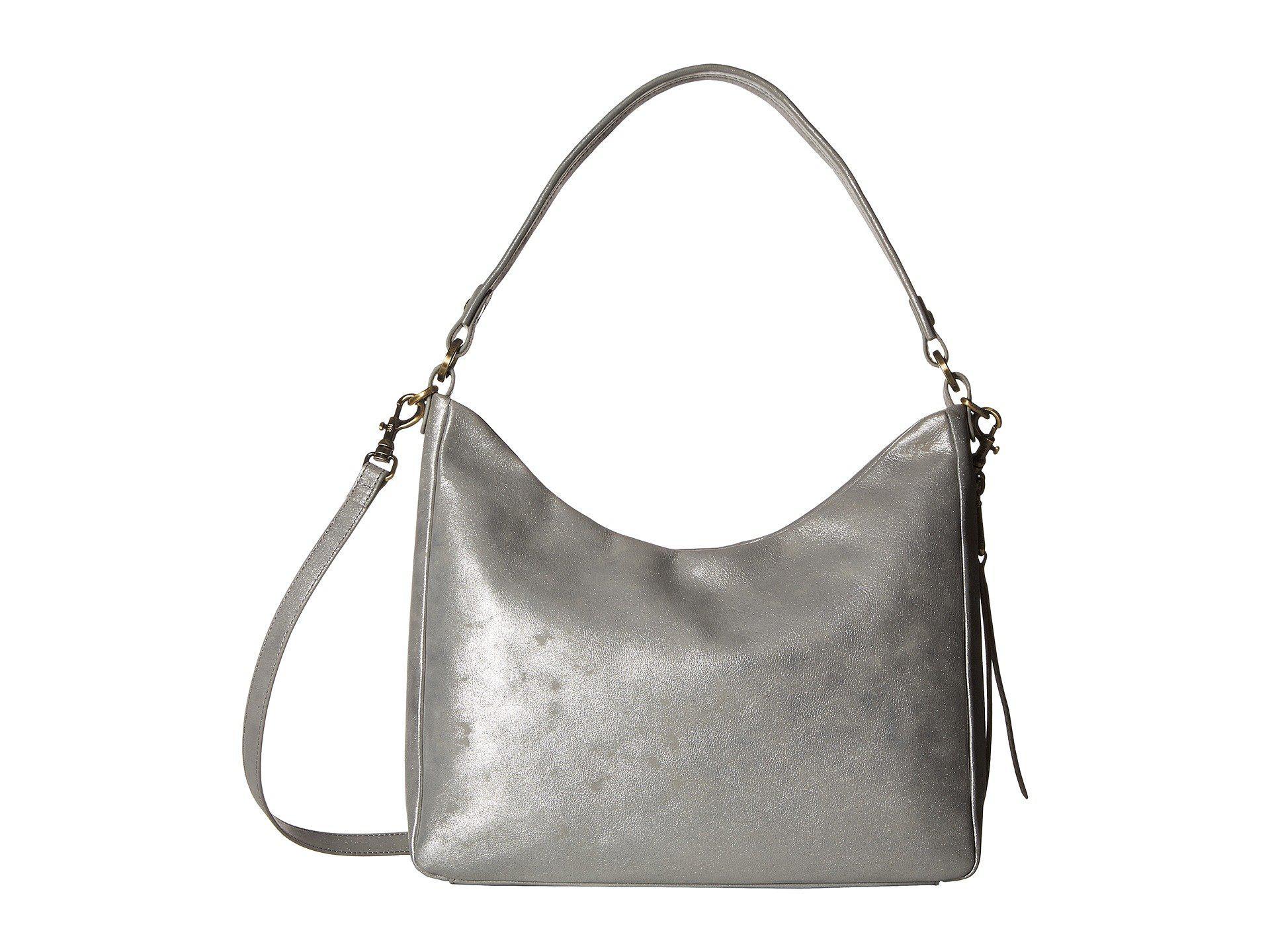 df34f6349 Hobo Delilah (moss) Handbags in Gray - Lyst