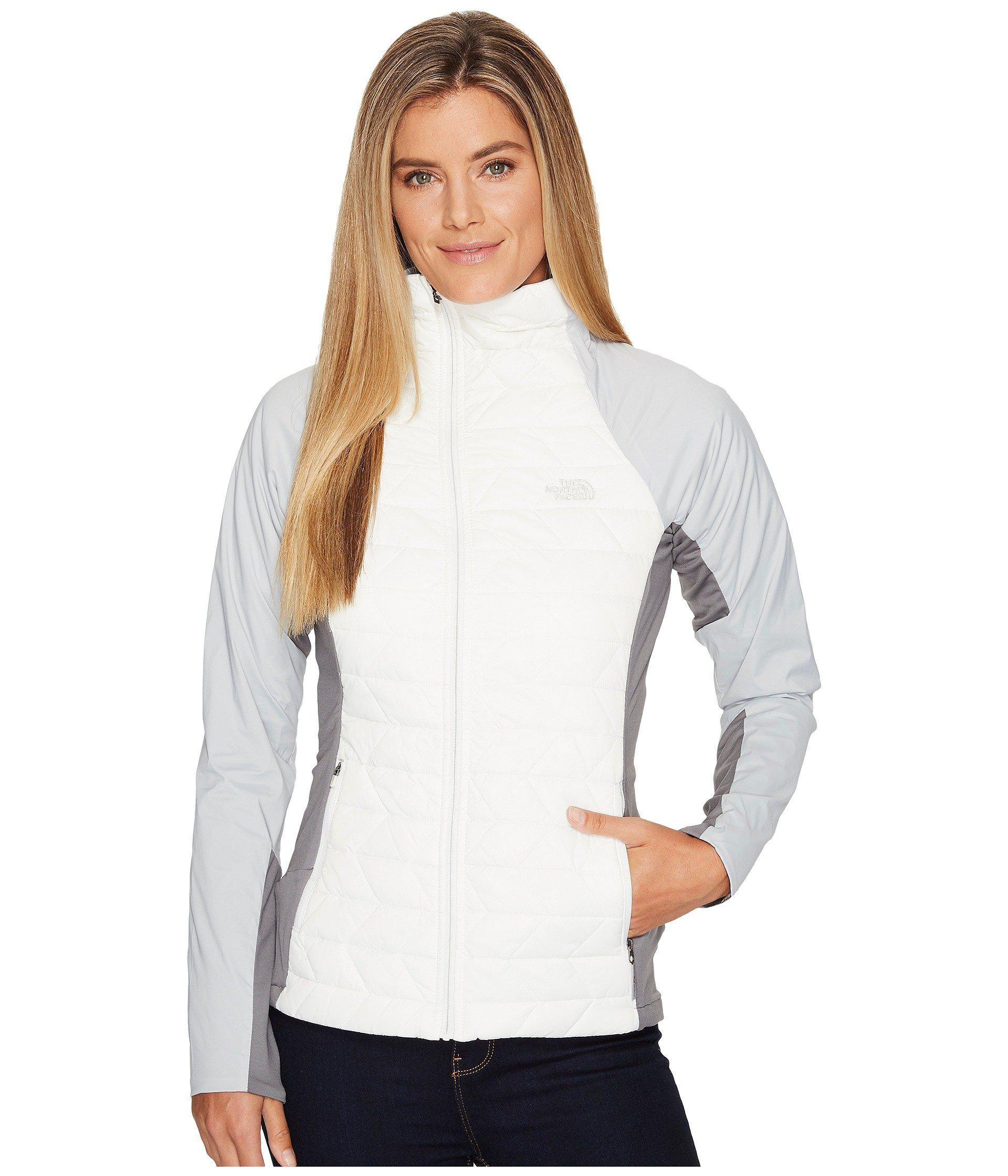 b3151851f10e Lyst - The North Face Thermoball Active Jacket in Gray