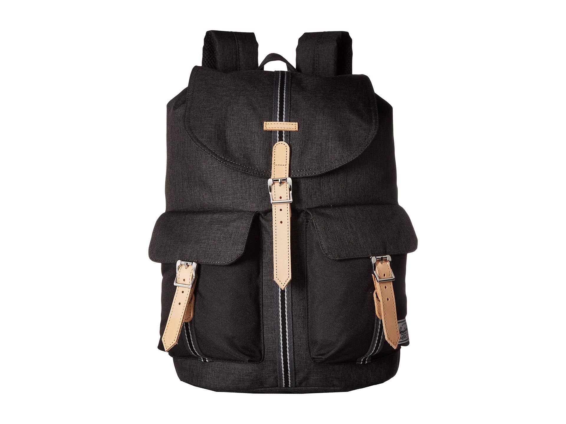 a16958d7d231 Lyst - Herschel Supply Co. Dawson Backpack (black Crosshatch black ...