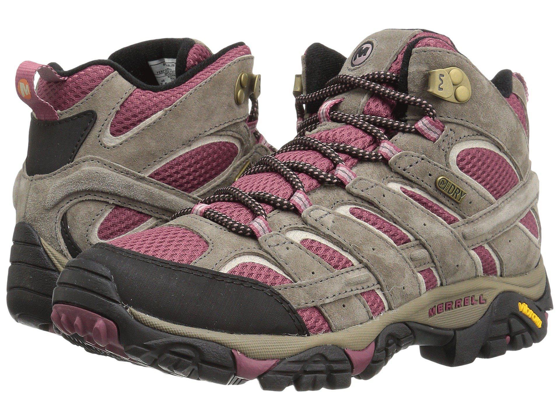 dd46722e17b Lyst - Merrell Moab 2 Mid Waterproof (espresso) Women's Shoes