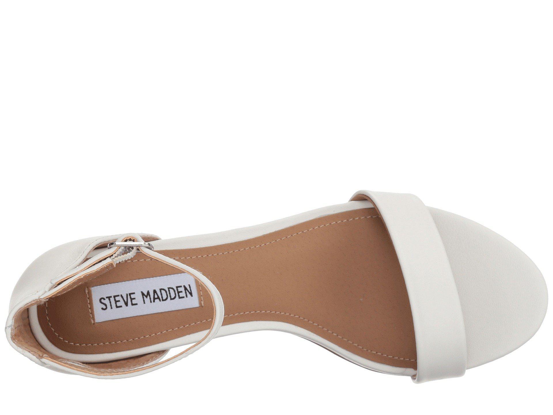 ea469be8093 Steve Madden - Multicolor Irenee Sandal (black Suede) Women s 1-2 Inch Heel.  View fullscreen