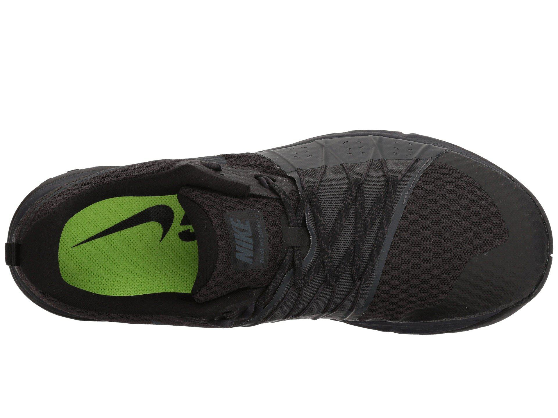 ca374694fbdd Nike - Air Zoom Wildhorse 4 (black anthracite anthracite) Men s Running  Shoes