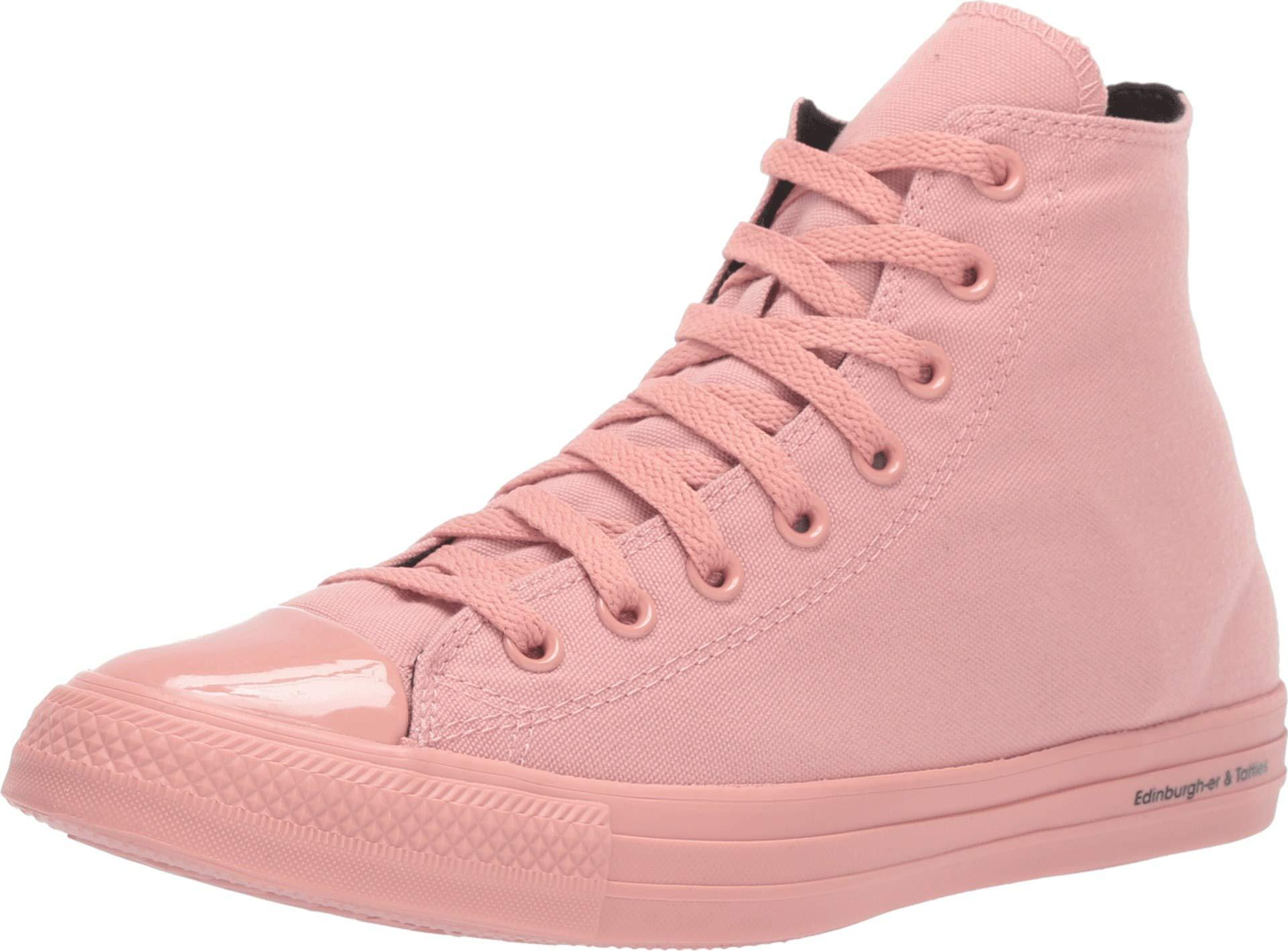 converse all star rosa metal