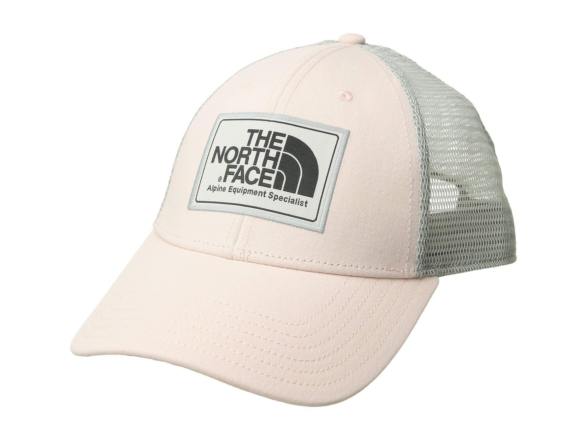 d50ce953 The North Face. Men's Gray Mudder Trucker Hat (tnf Medium Grey Heather/urban  Navy) Caps