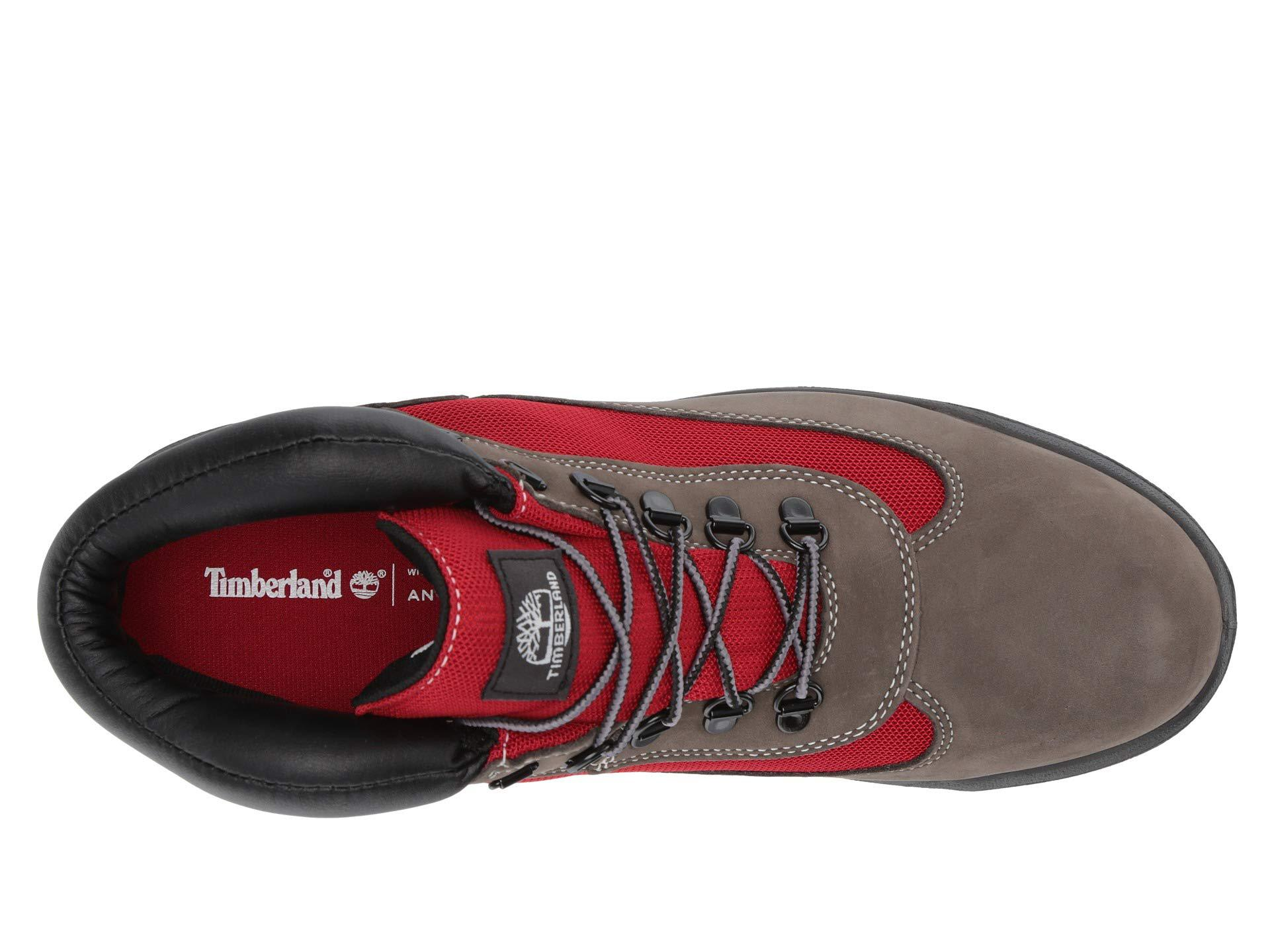 73bbe4504e5 Timberland Multicolor Field Boot F/l Waterproof (grey Waterbuck) Men's  Lace-up Boots for men