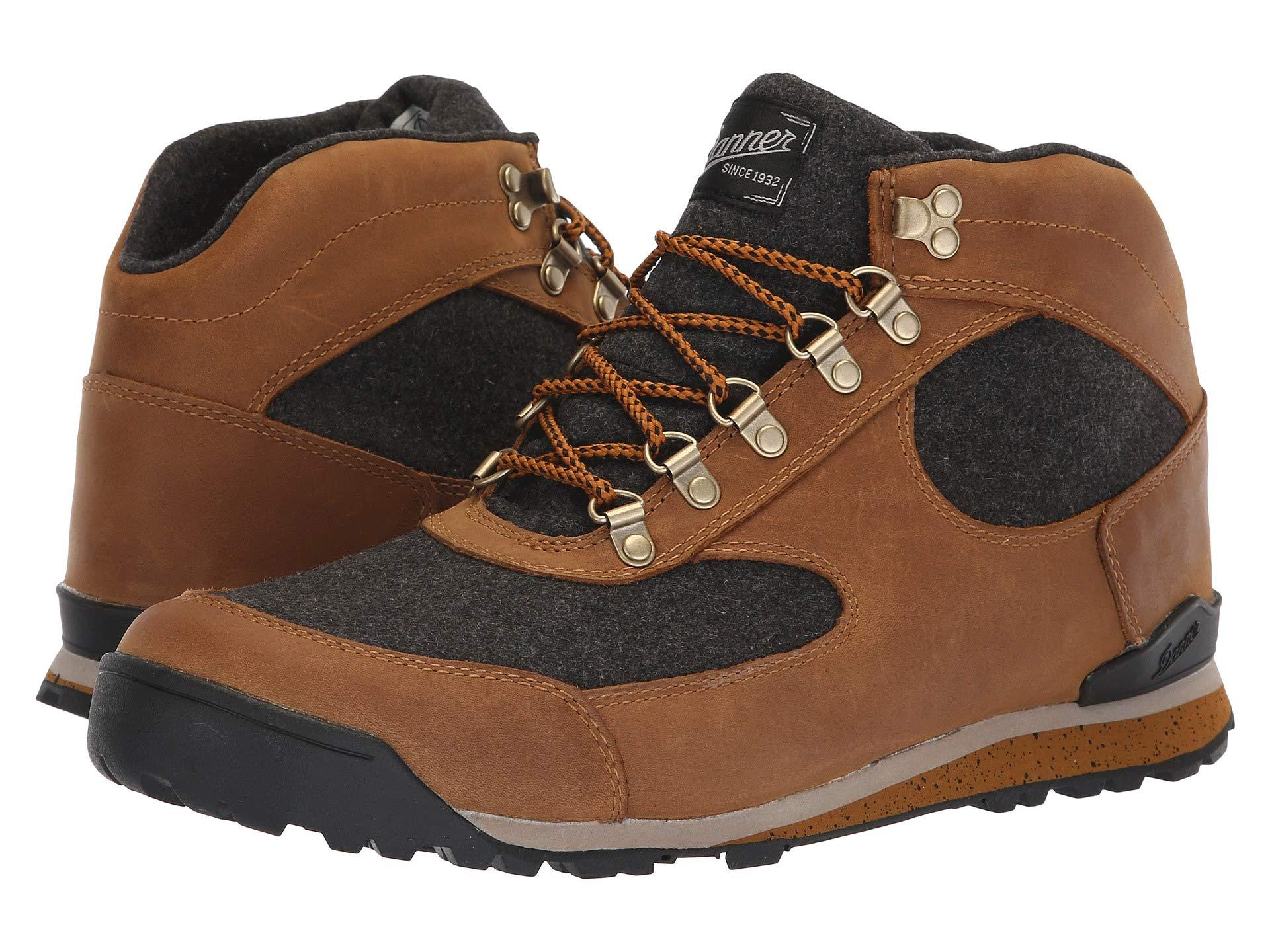 0bb6026651b Men's Brown Jag Wool