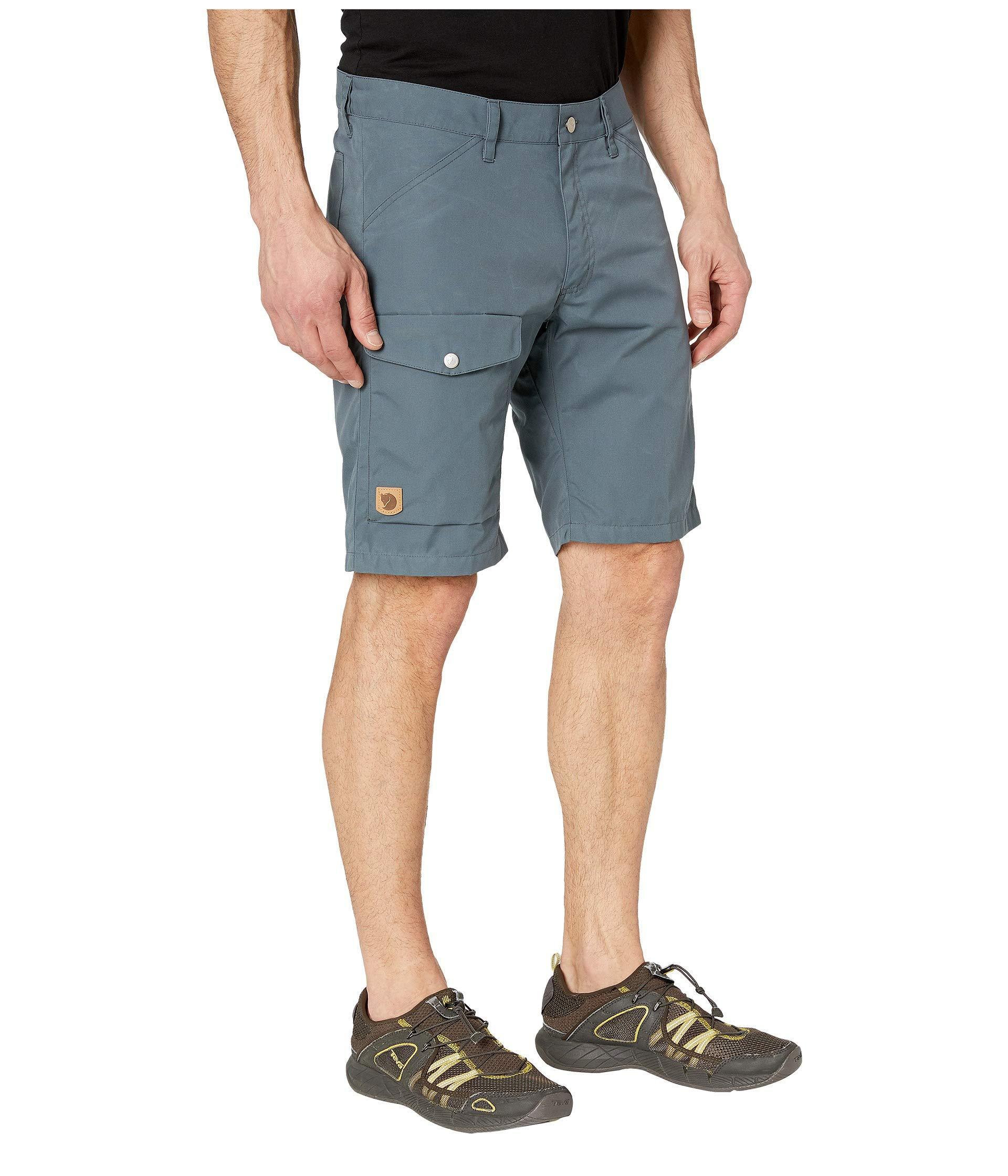 2019 Ausverkauf Schuhe für billige Ausverkauf Fjallraven Greenland Shorts (deep Blue) Men's Shorts for men