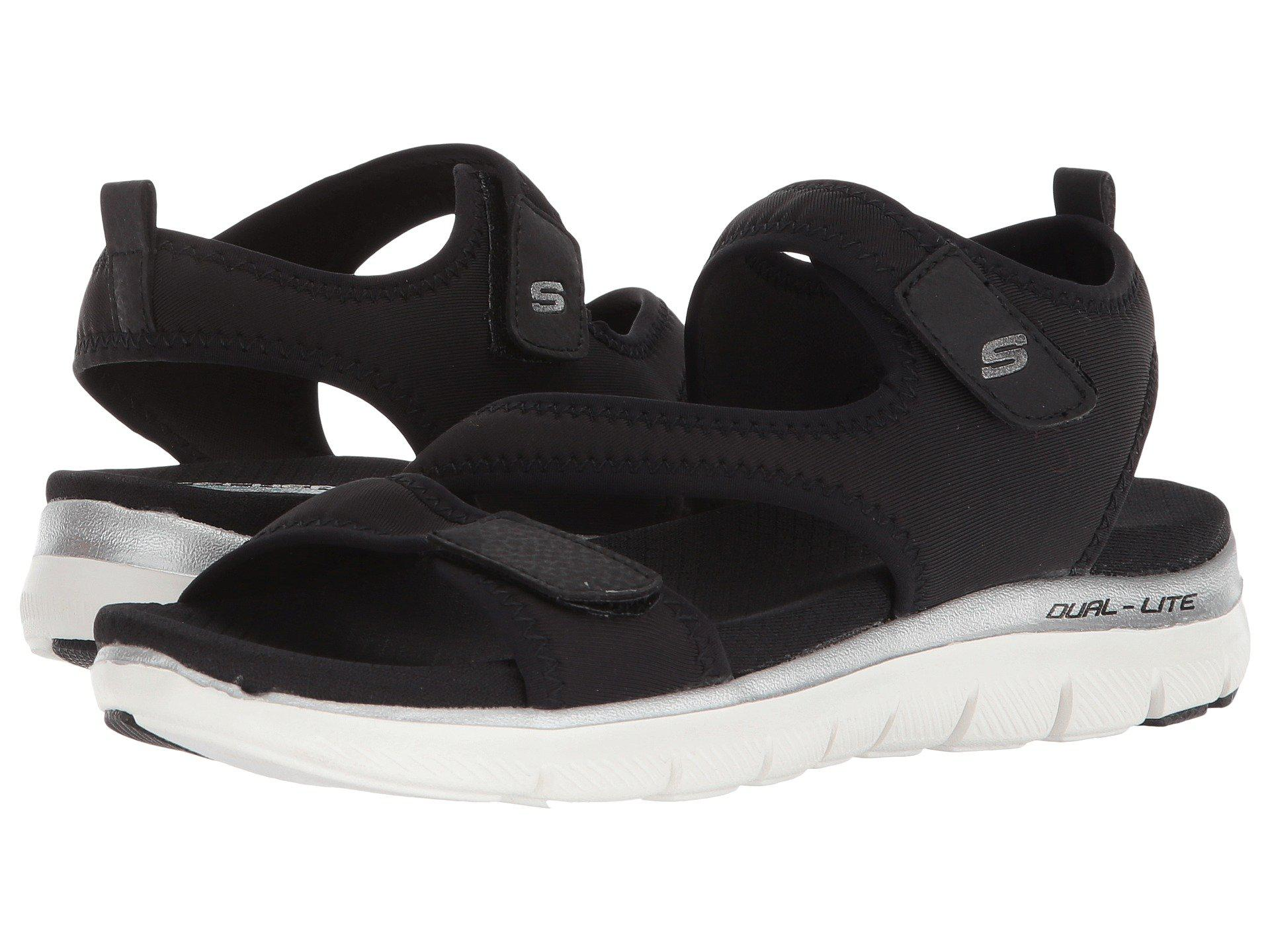Women's Flex Appeal 2.0 Summer Patrol (black) Shoes