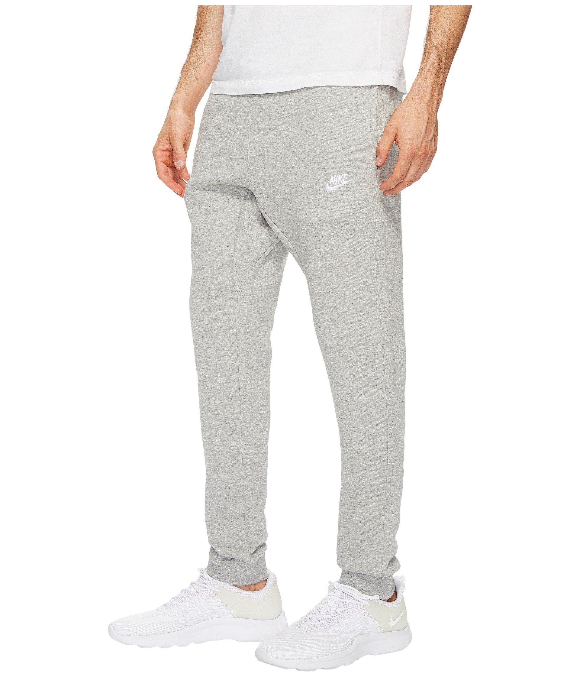 5b841124f Lyst - Nike Sportswear Fleece Jogger in Gray for Men