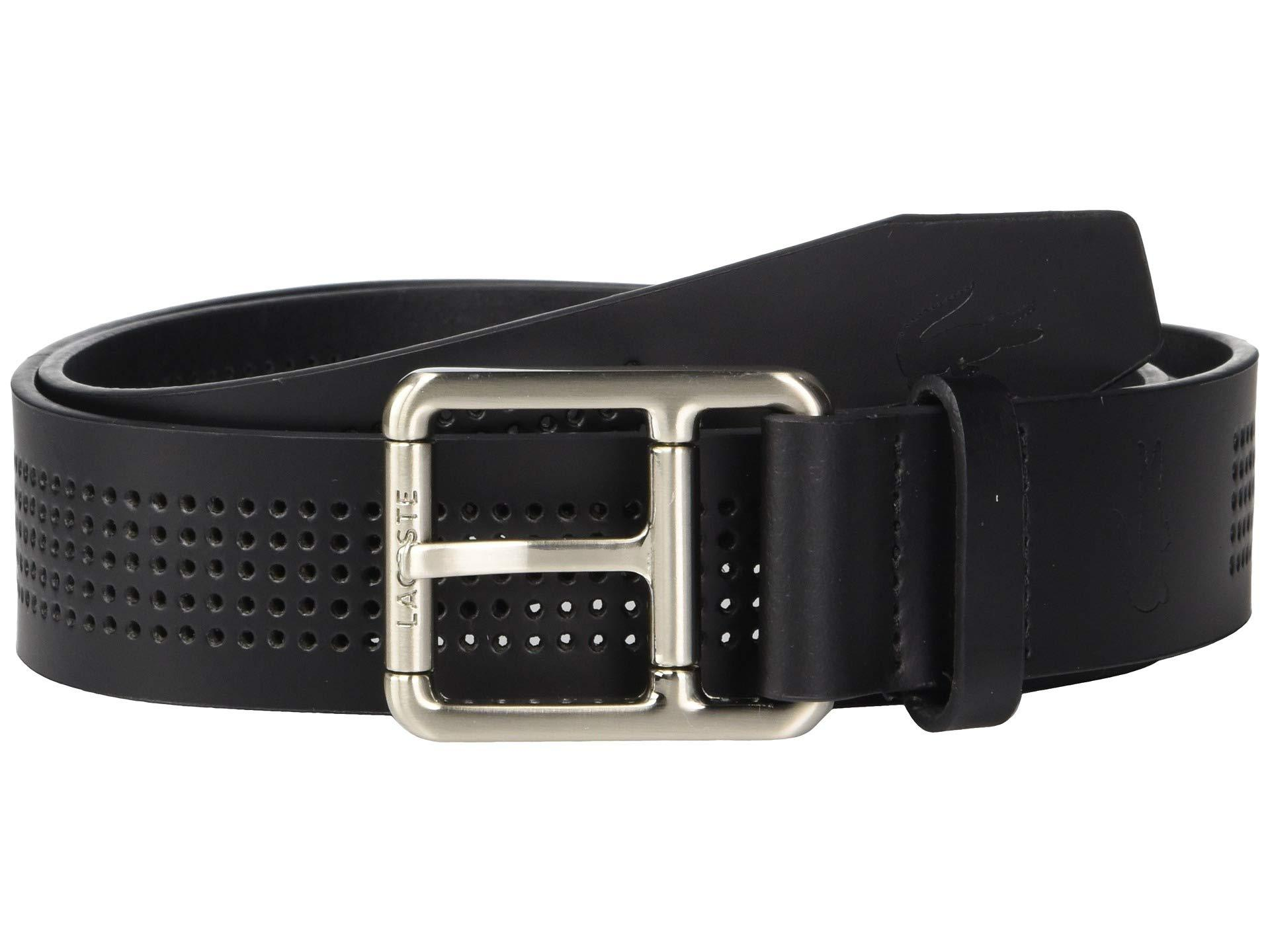 BOSS Green Mens Teseo Leather Belt