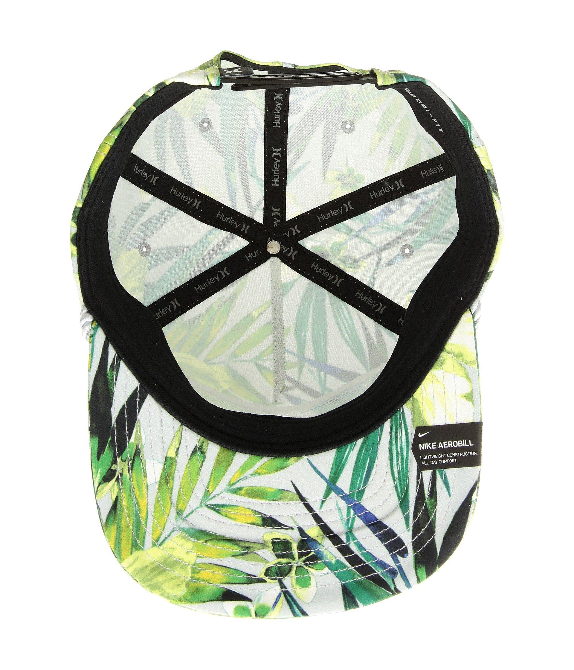 5b76c600f Hurley Green Dri-fit Garden Hat (pure Platinum) Caps for men