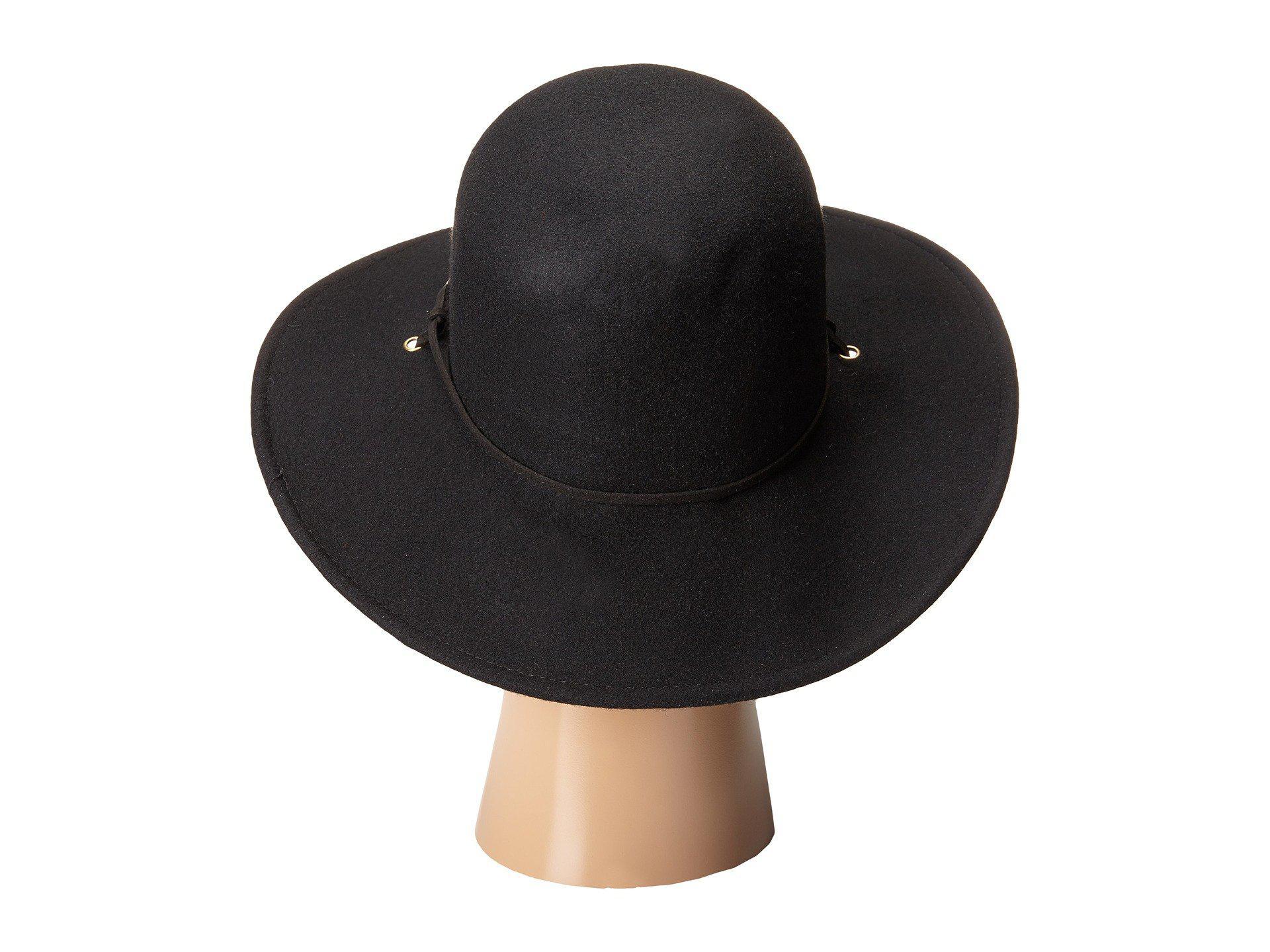 054668ba6 Women's Stevie Wool Hat (black) Traditional Hats