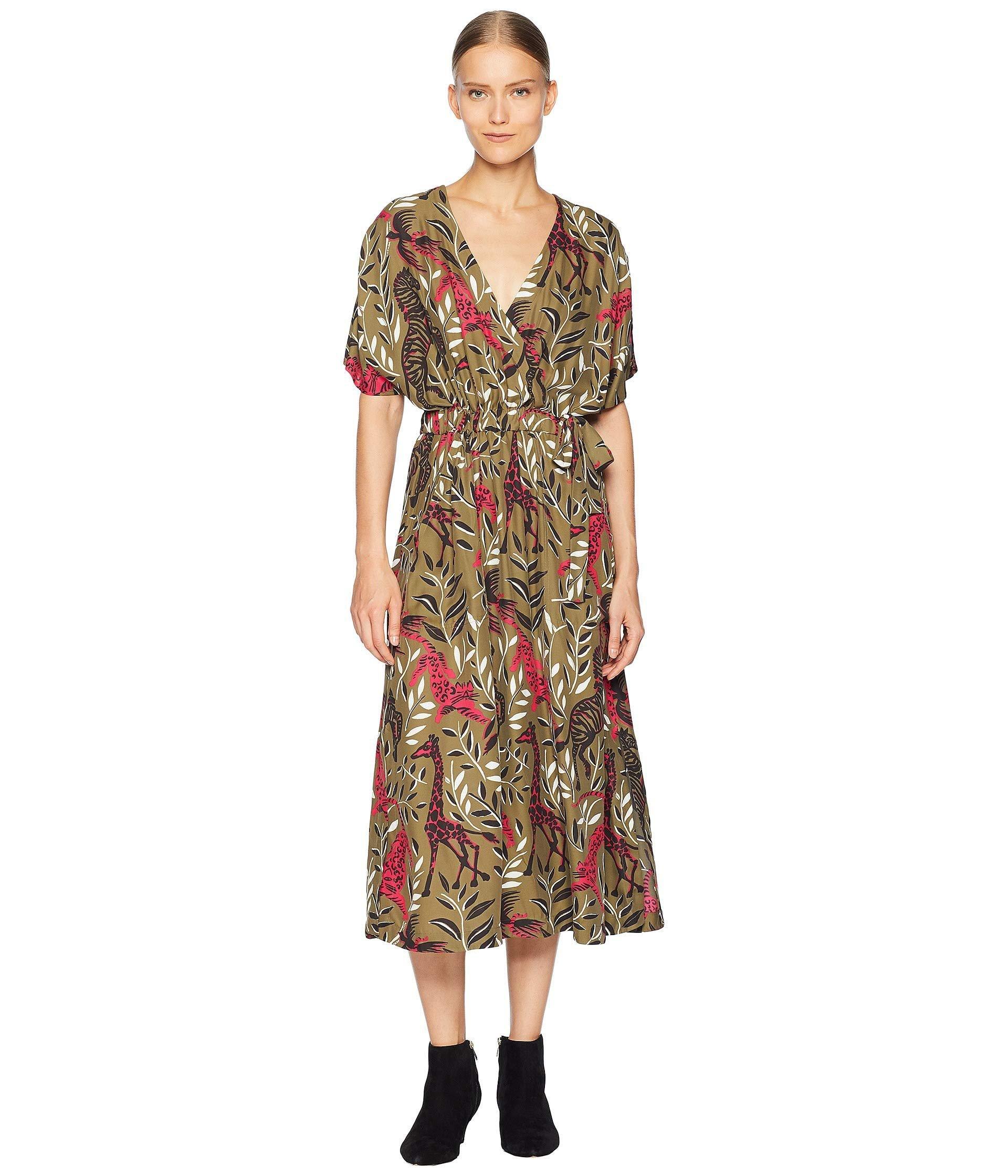 8658a89ee5 Lyst - ESCADA Dajungle Dress (fantasy) Women's Dress