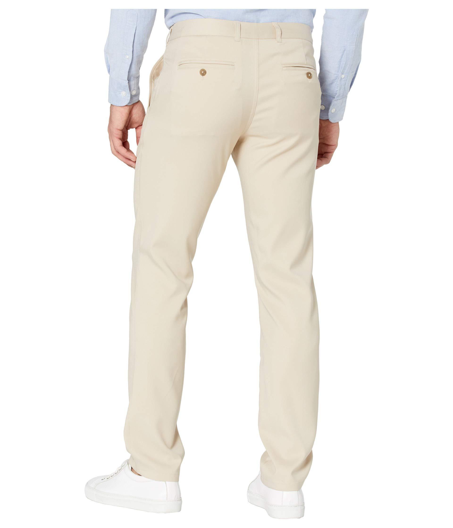Main Baron Performance Chino Pants Trim Size Mizzen