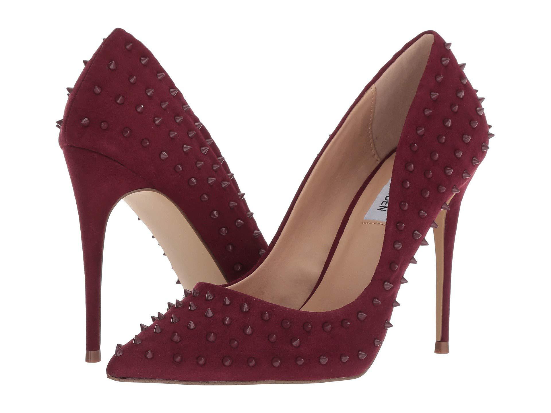 e8667e3551d9 Lyst - Steve Madden Daisie-s (burgundy) Women s Shoes
