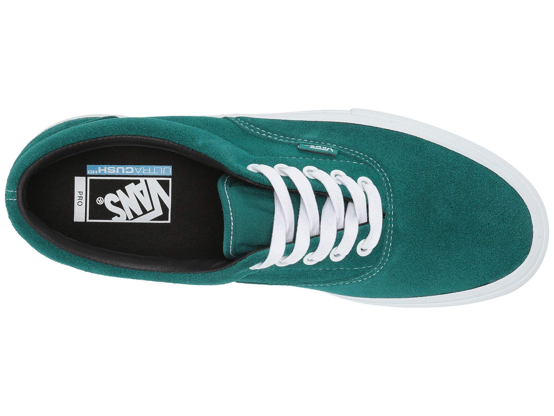 Lyst - Vans Era Pro (blackout) Men s Skate Shoes in Green for Men 1eb69f83c