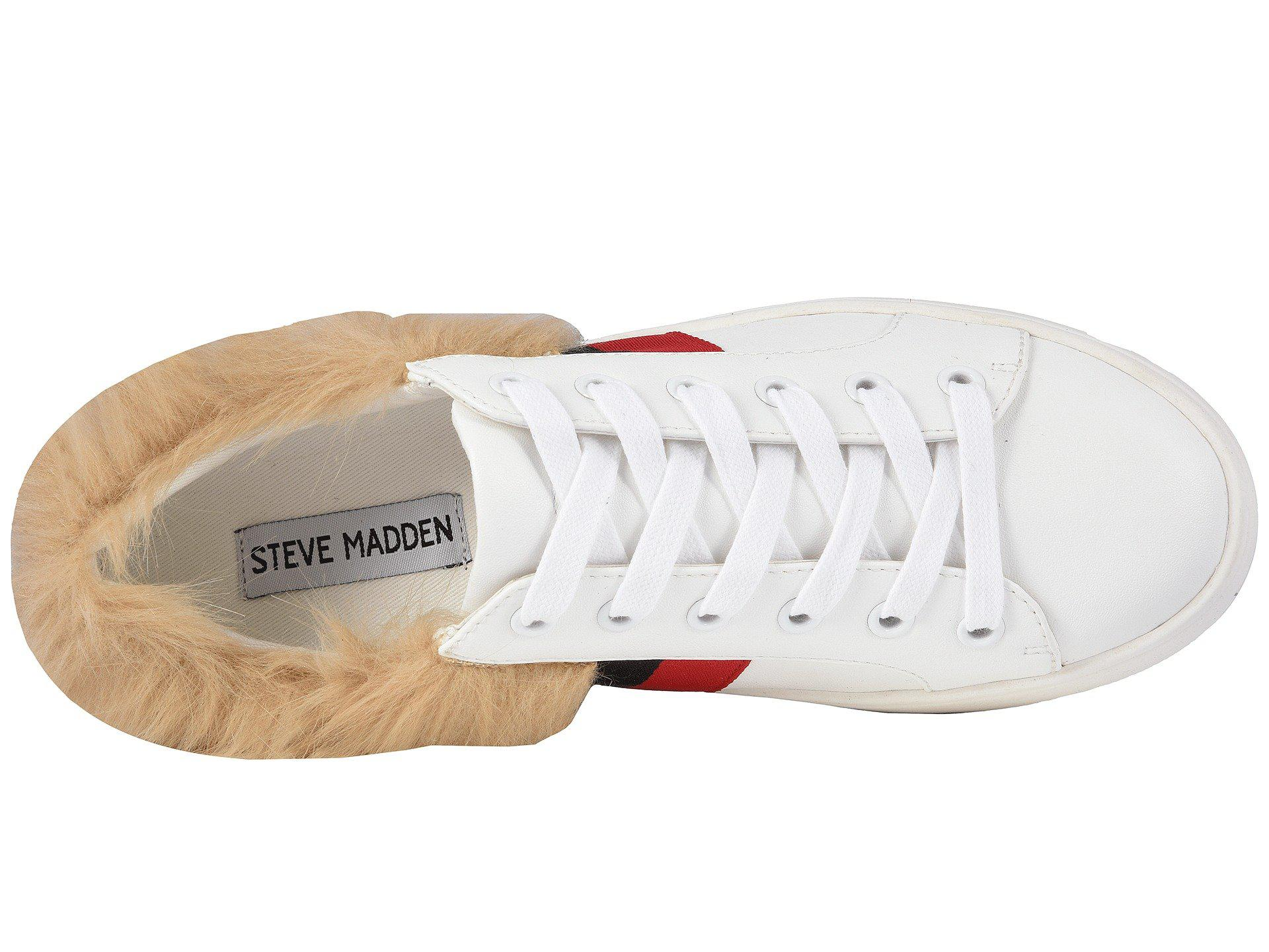 b05e75e4c08 Lyst - Steve Madden Belle-f (white Multi) Women s Shoes in White