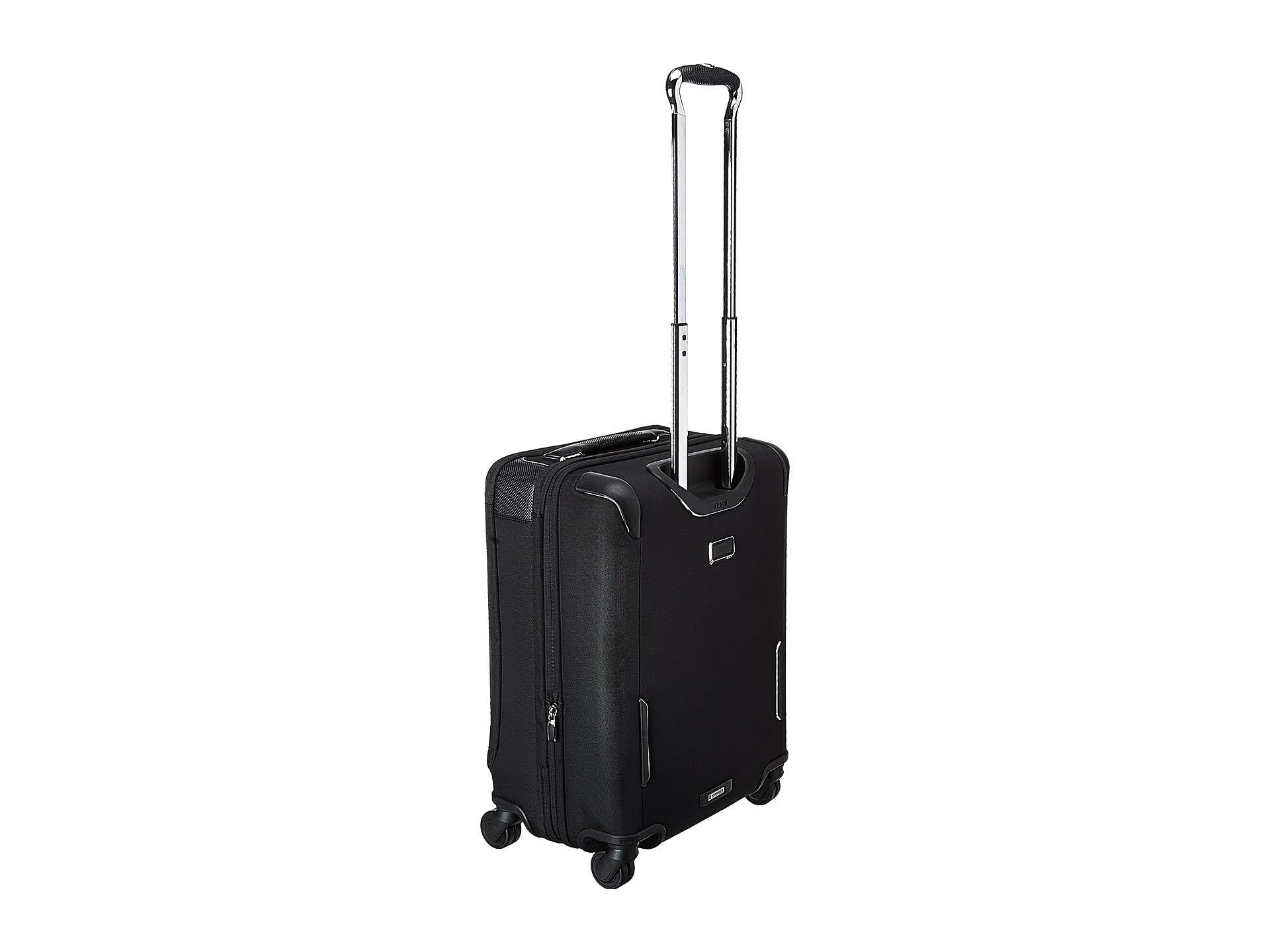 2252d289b Tumi Arrive Continental Dual Access 4 Wheeled Carry-on (black) Carry ...