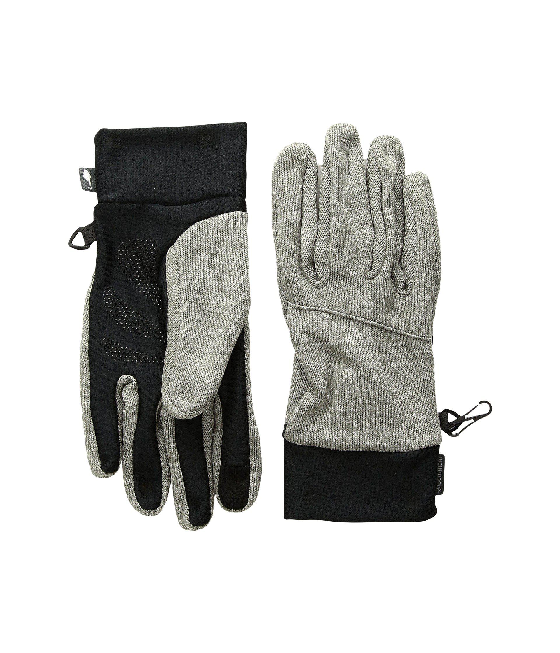 reasonable price another chance hot products Columbia Synthetic Birch Woods Gloves (boulder) Extreme Cold ...