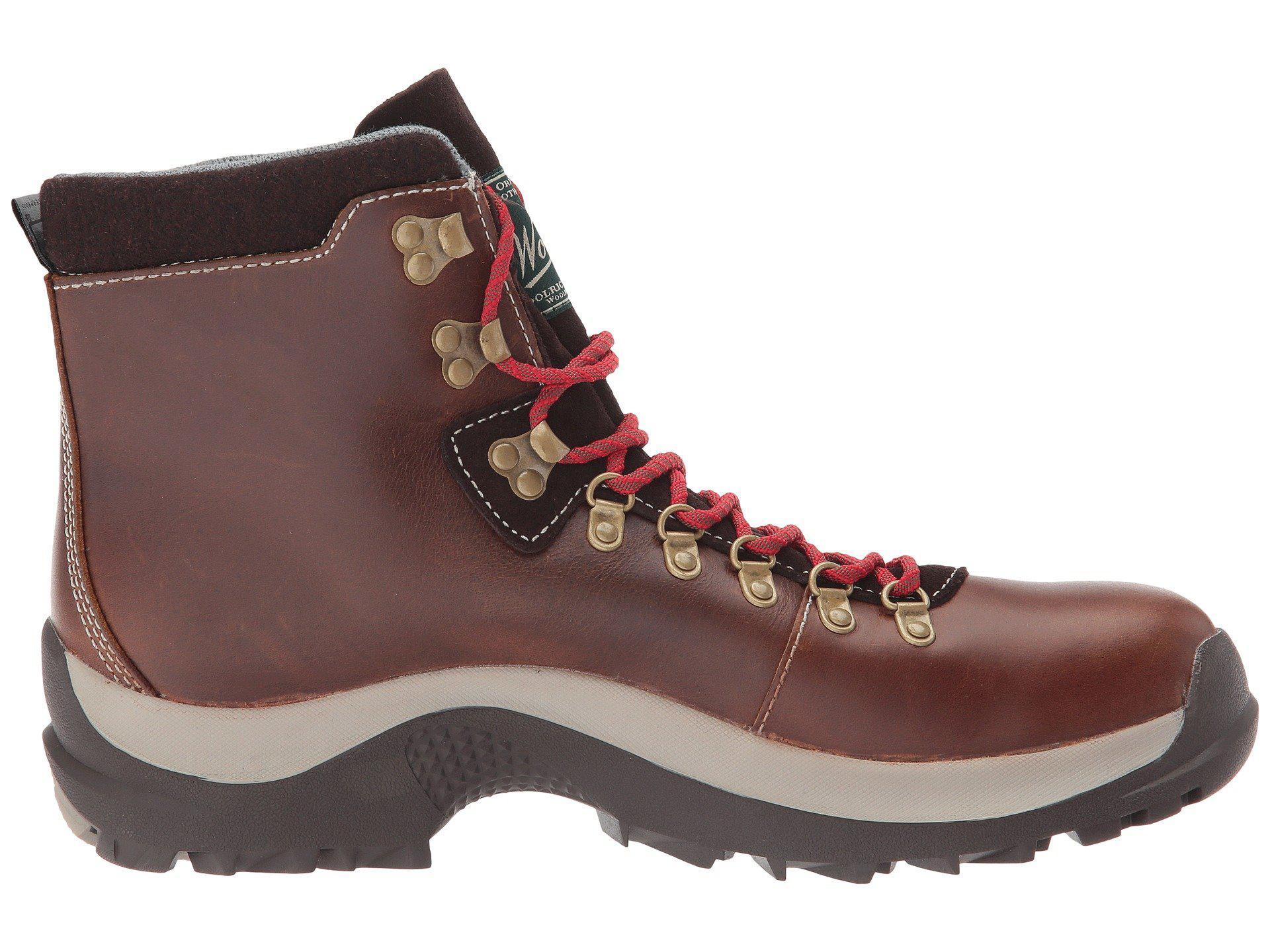 Woolrich Wool Trail Stomper Winter Boot