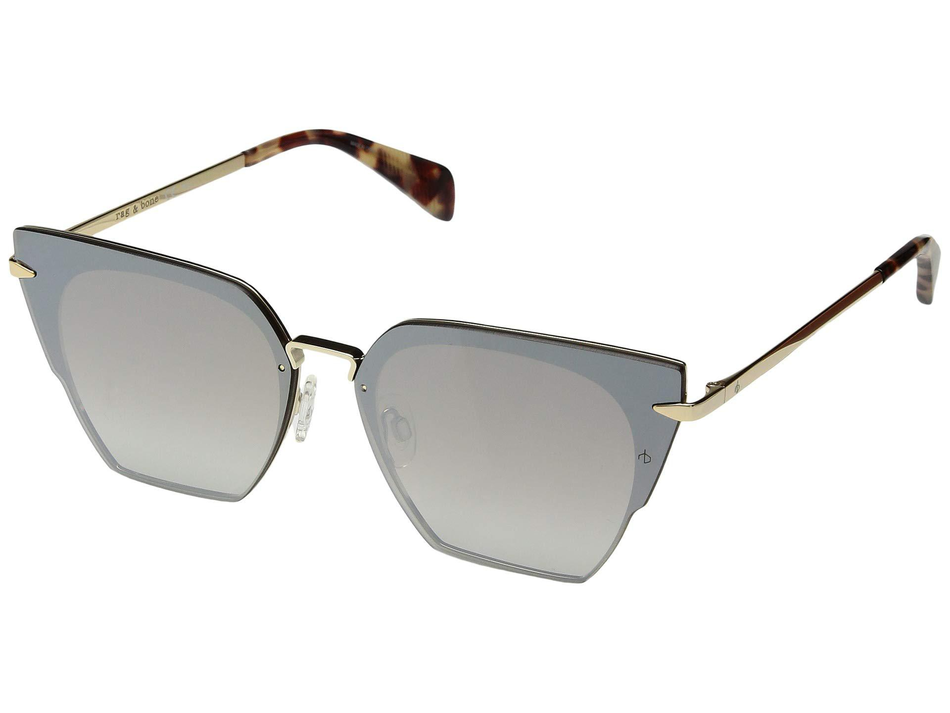 c6c6c6d4662 Rag   Bone - Gray Rnb1016 s (gold grey) Fashion Sunglasses -. View  fullscreen