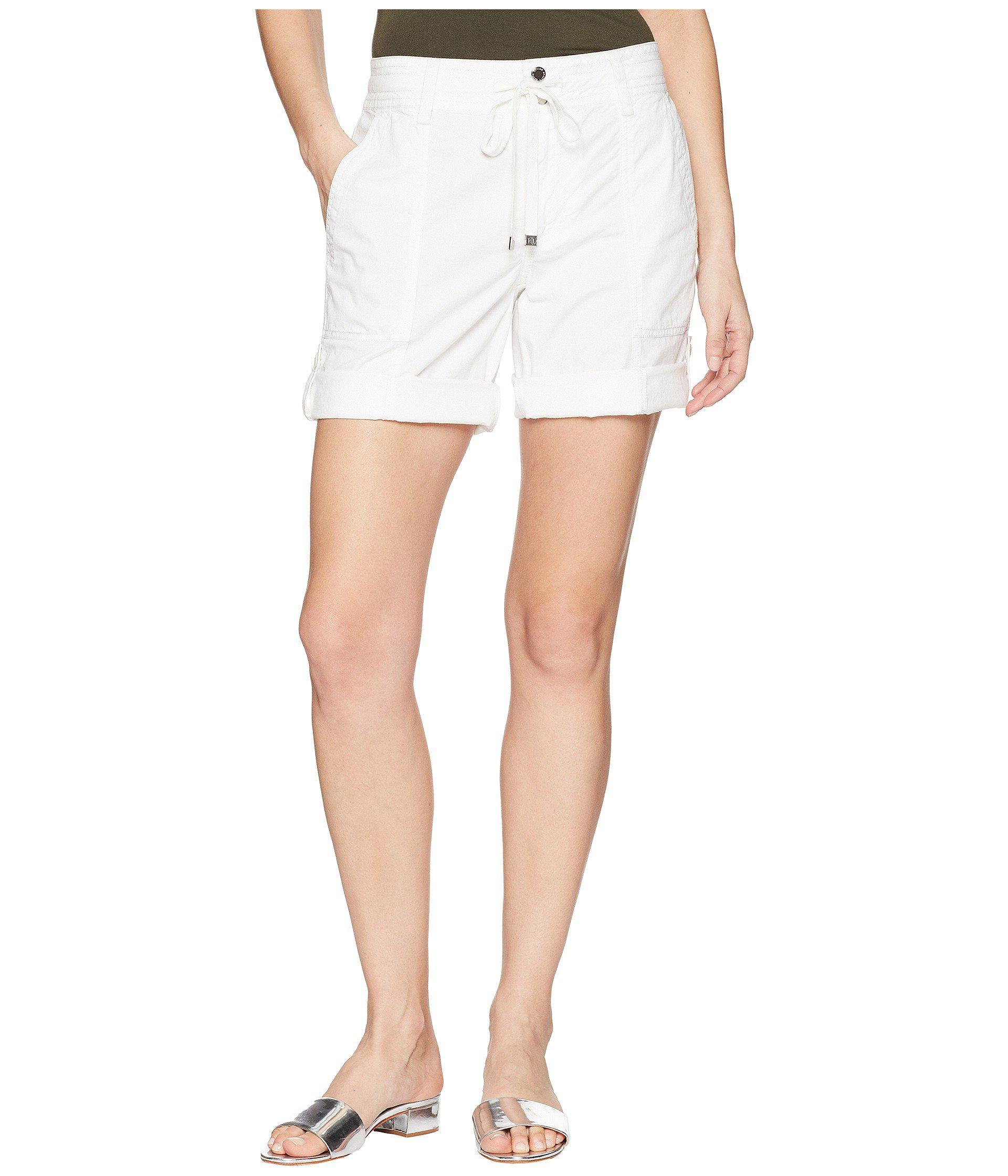 lauren womens shorts