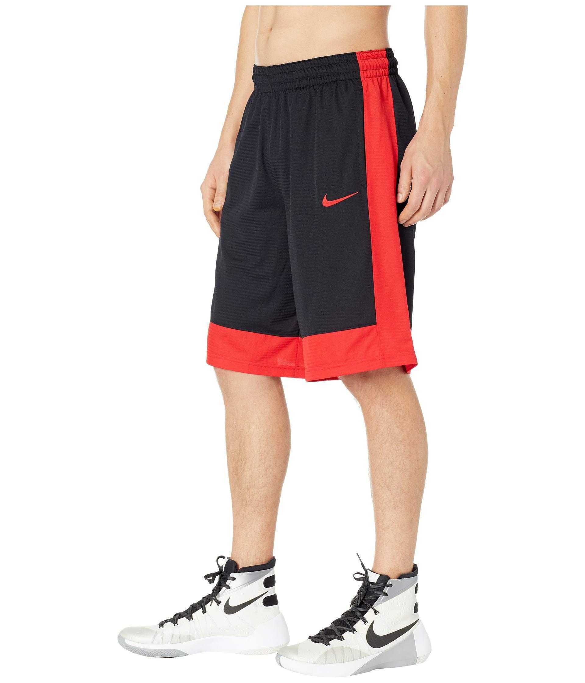 c48b9f5d834f Lyst - Nike Fastbreak Basketball Short (black university Red) Men s Shorts  in Black for Men