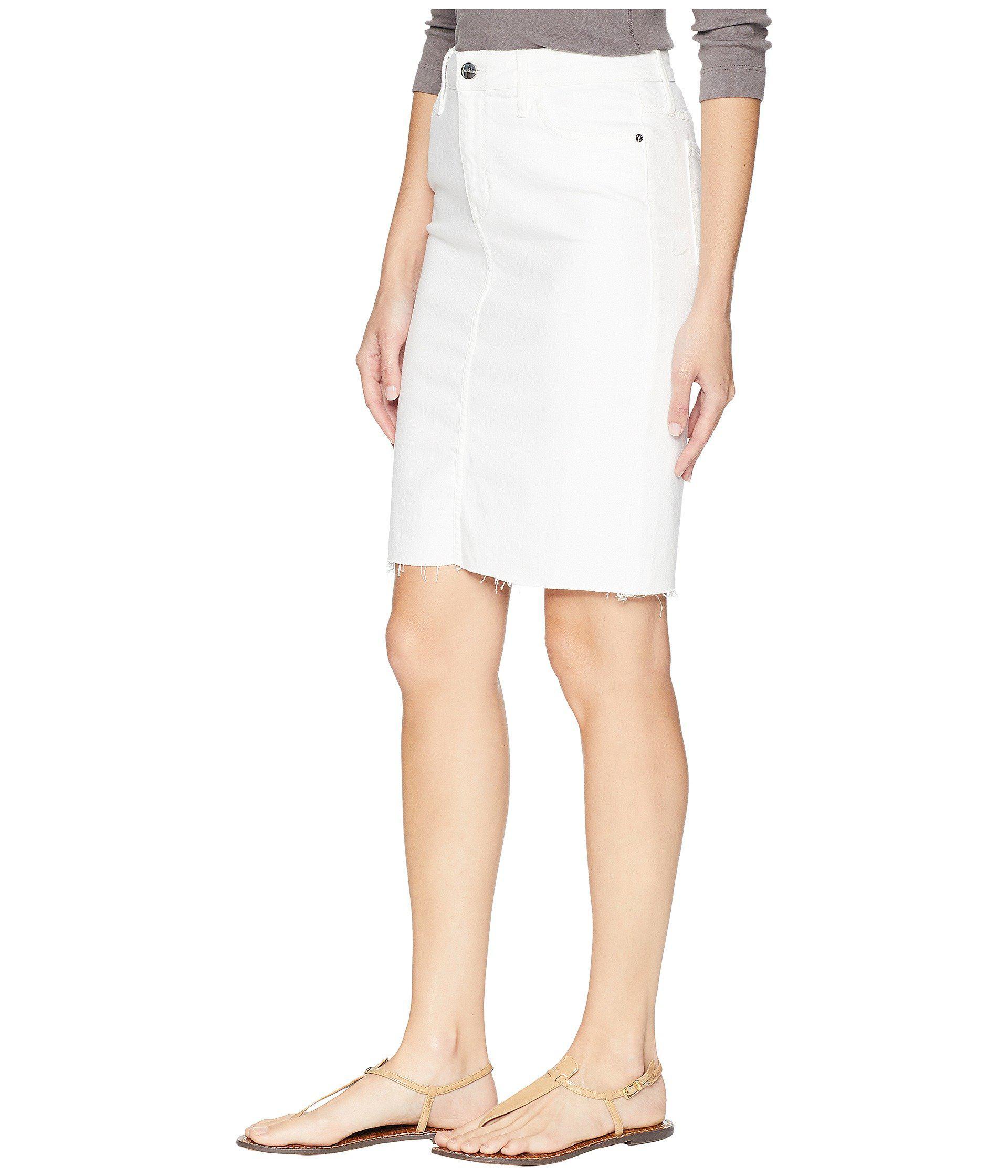 6e15266f4 Lyst - Sam Edelman The Riley Skirt In Sammie in White