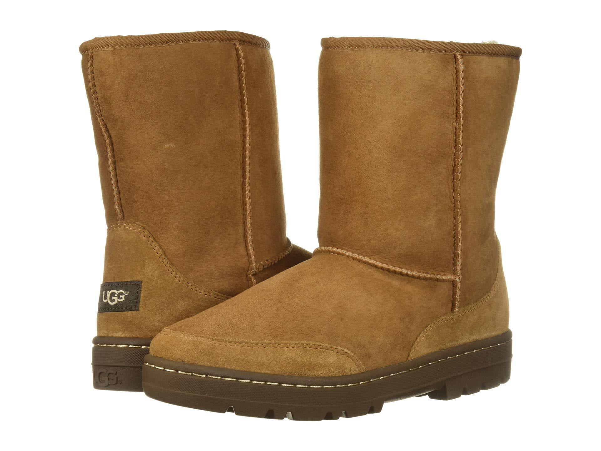 sale retailer 5034c f9947 Ugg Brown Ultra Short Revival (black) Women's Pull-on Boots
