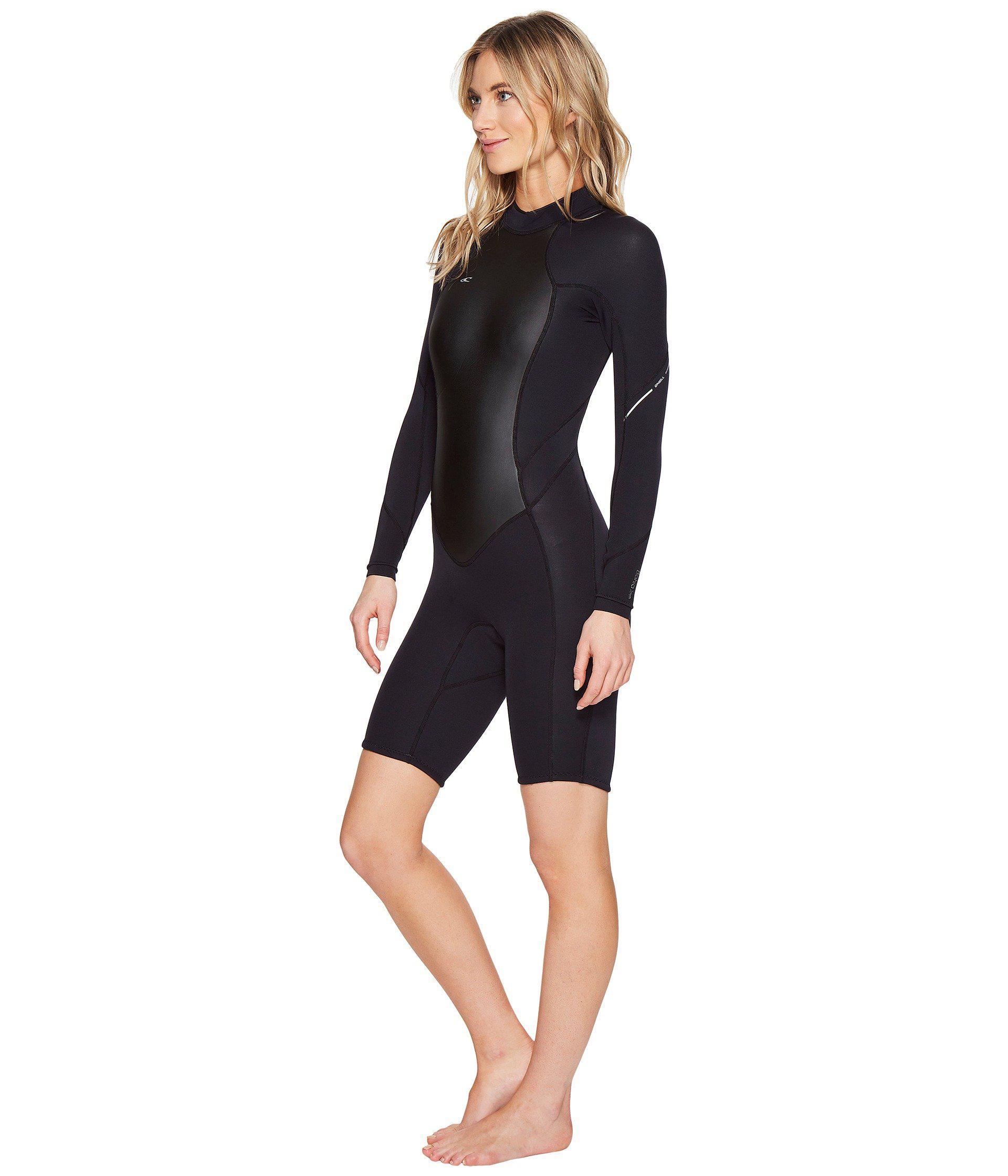 Lyst - O neill Sportswear Bahia Long Sleeve Spring (black black ... e73113919