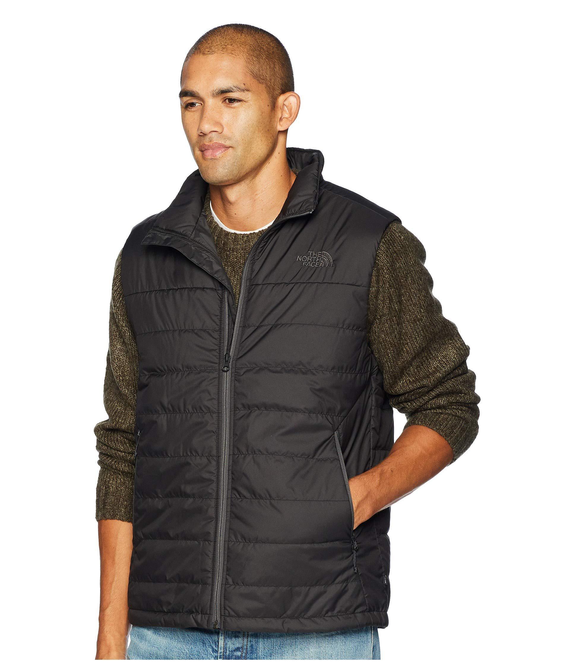 6ed7d4c83 Bombay Vest (tnf Black) Men's Vest