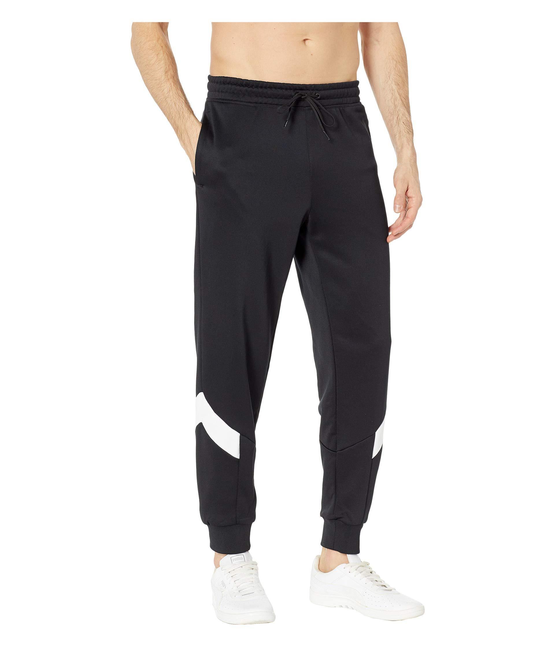 0ade1ee5cc PUMA Iconic Mcs Track Pants ( Black 2) Men's Casual Pants in Black ...