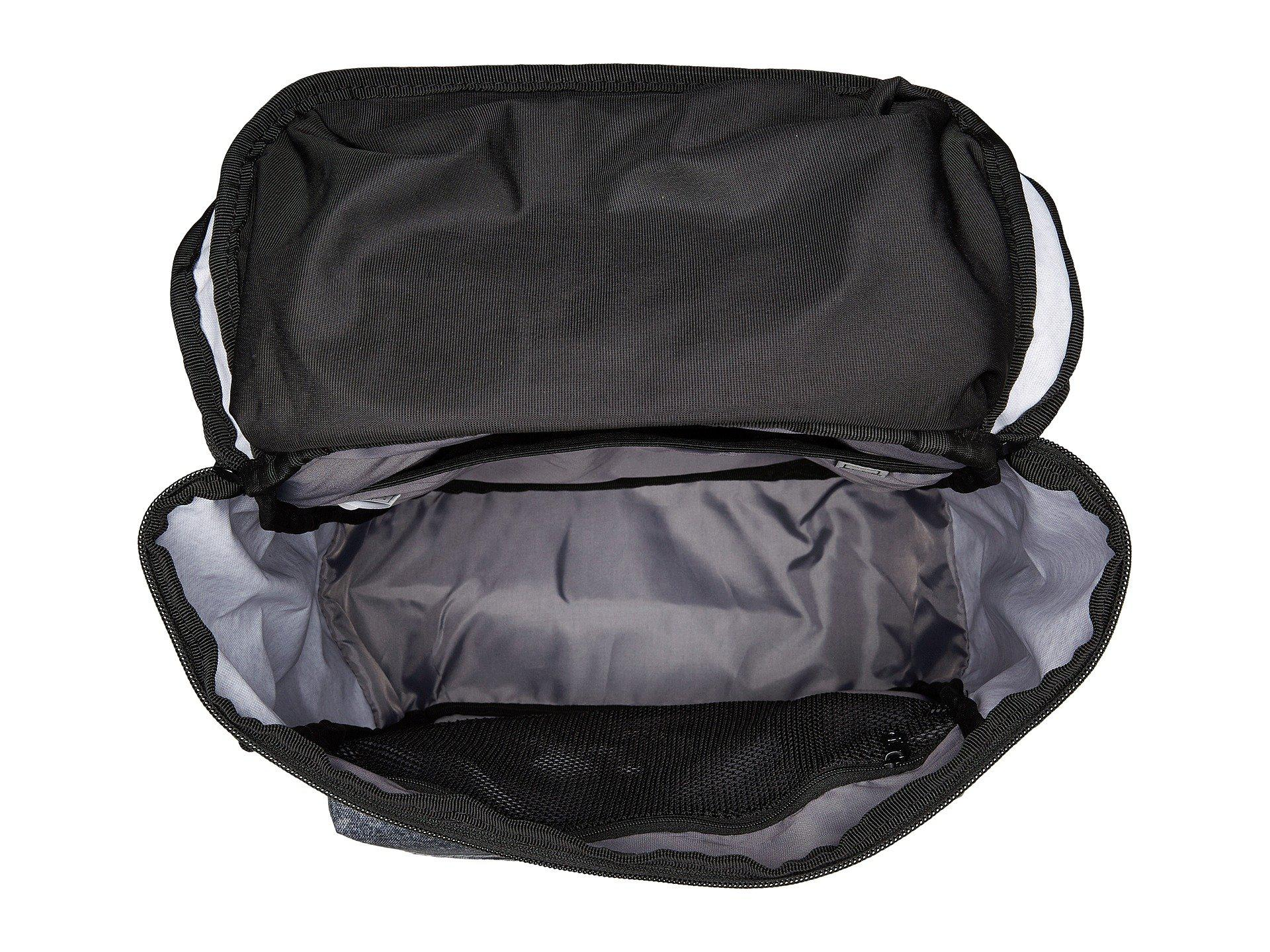 8e4cbe8a52 Lyst - adidas Originals National Zip Top Backpack (jersey Onix black ...