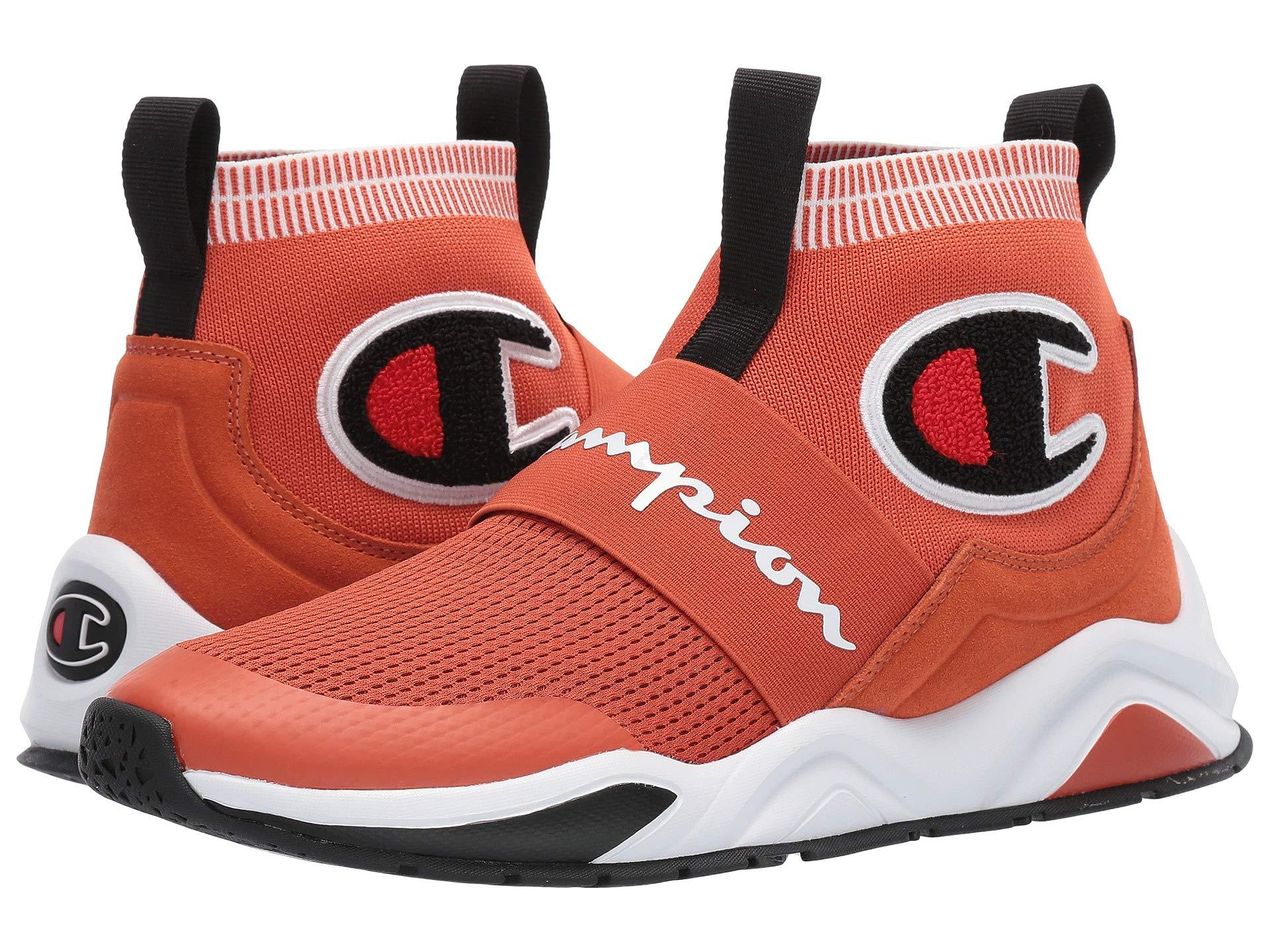 Champion Rubber Rally Pro in Orange for