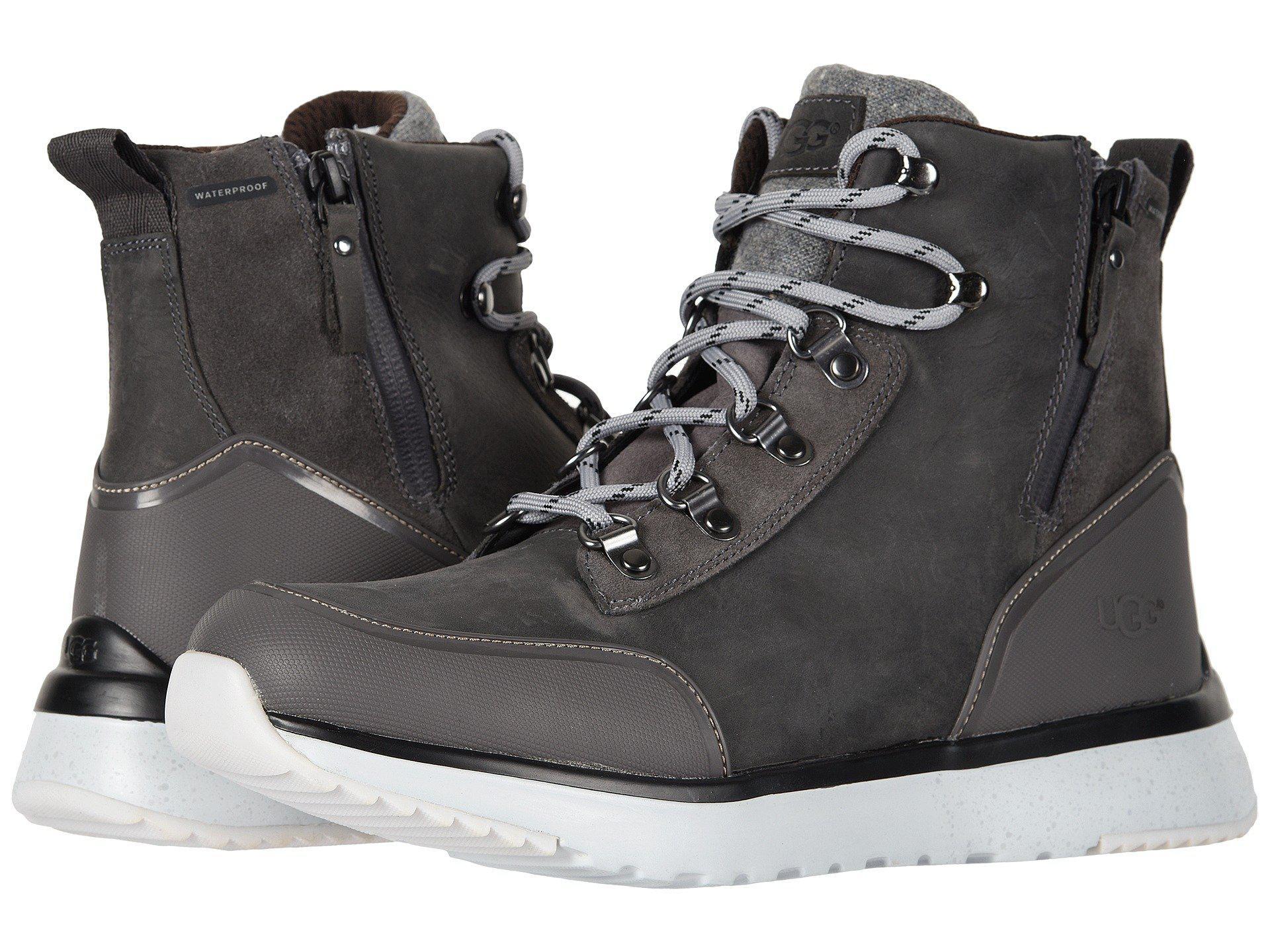 110a597d1ef Gray Caulder Boot (chestnut) Men's Work Boots
