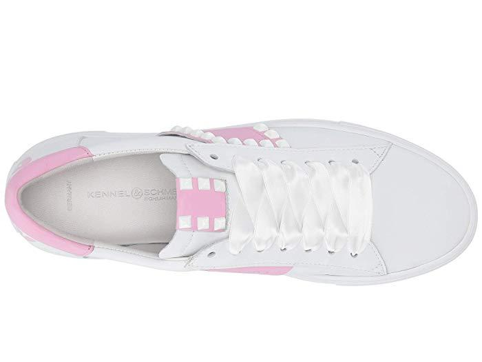 modischer Stil Durchsuchen Sie die neuesten Kollektionen gemütlich frisch Big Stay Cool Sneaker (bianco Calf/pastel Pink Nappa) Shoes