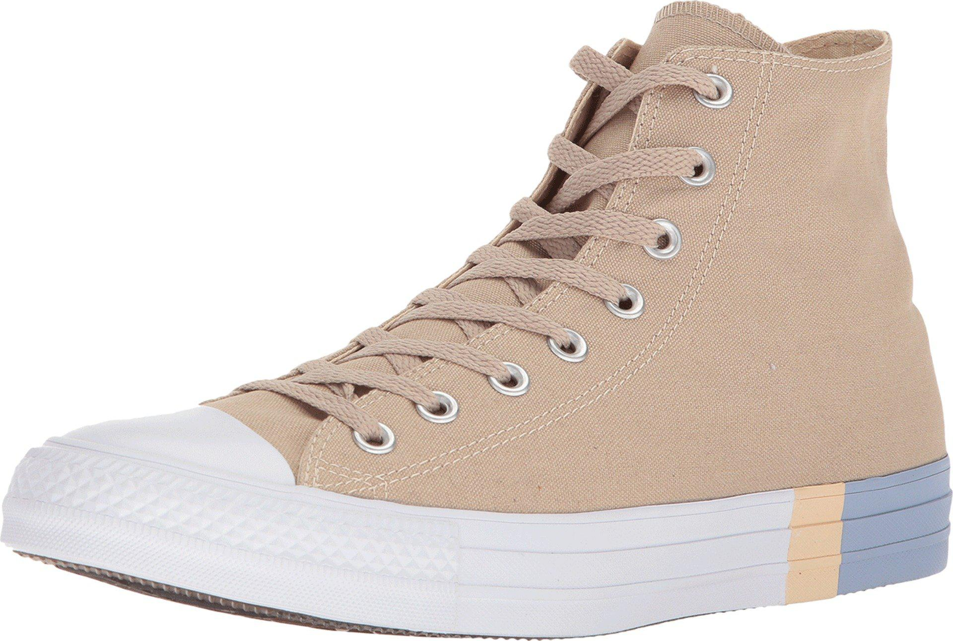 303e0845a7e Men's Natural Chuck Taylor® All Star Tri Block Midsole Hi