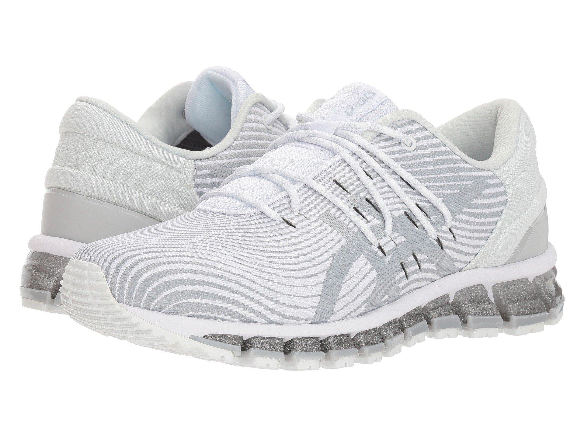 c0368b9249 Asics Multicolor Gel-quantum 360 4 (black/dark Grey) Women's Running Shoes