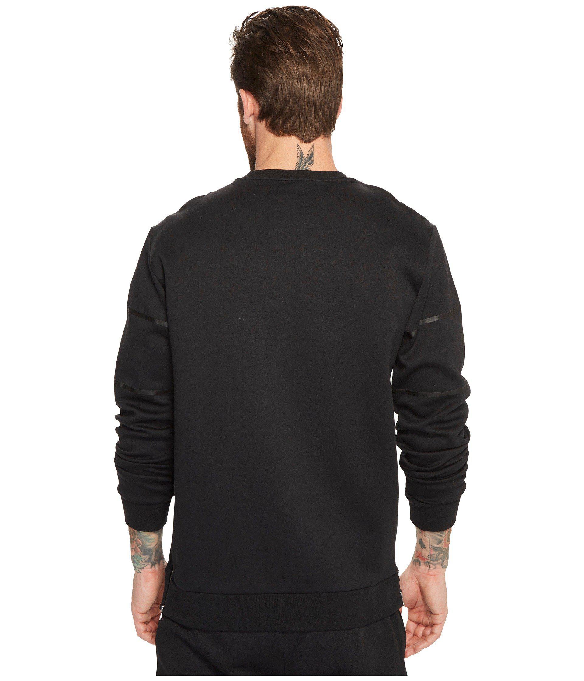 D Adidas Black For Winter Men Originals Crew JKlcF1