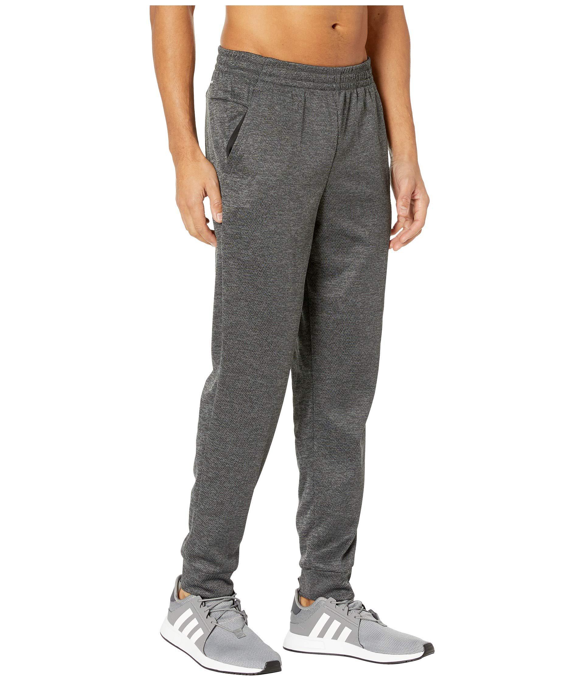 adidas fleece joggers grey