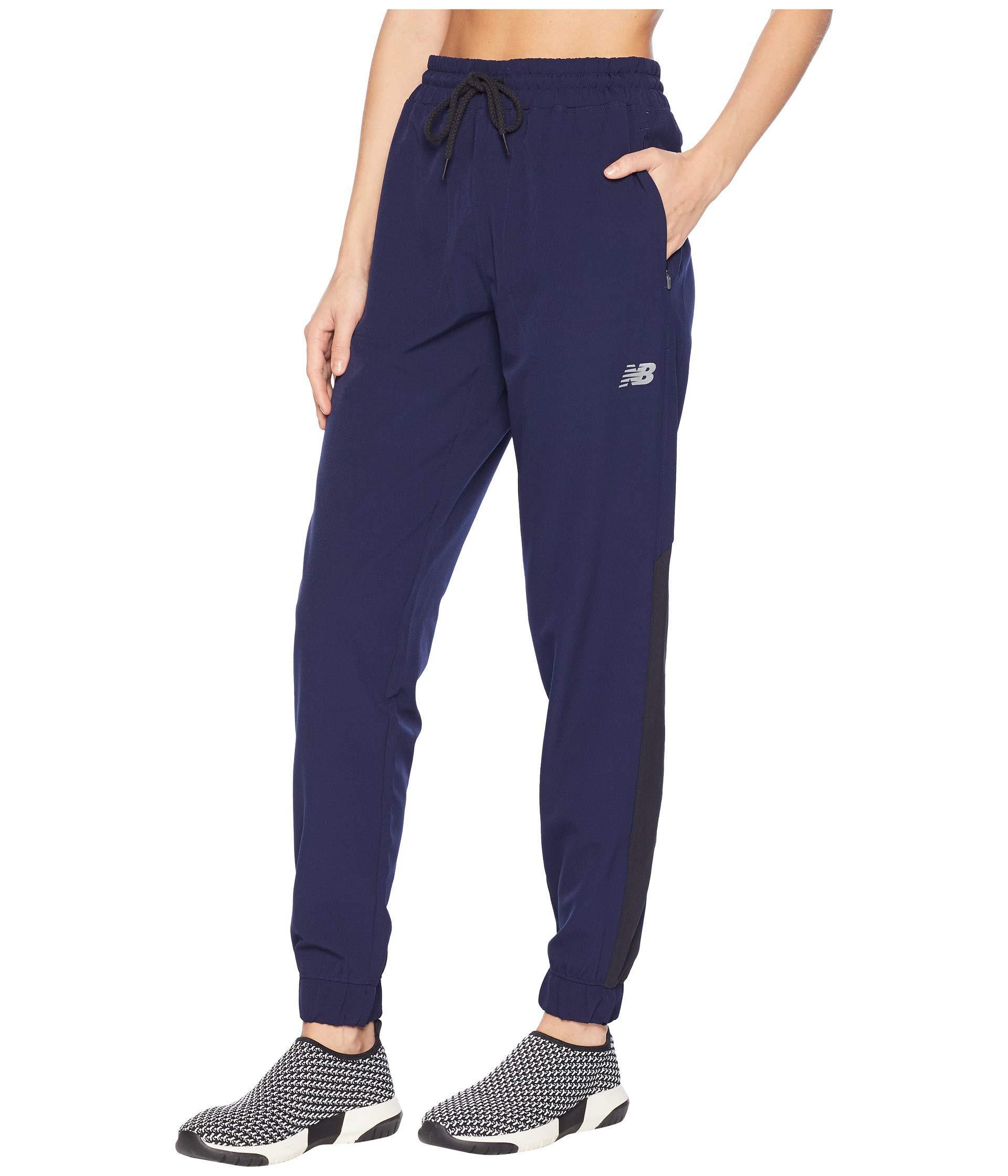new balance track pants