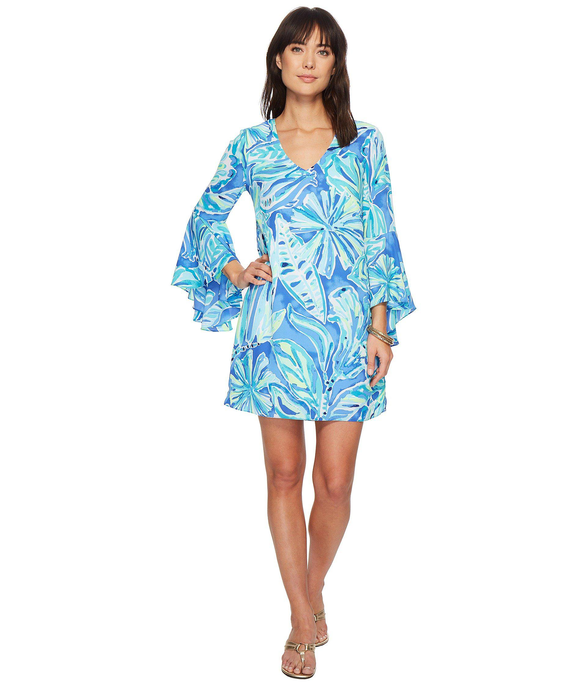Lyst - Lilly Pulitzer Rosalia Dress in Blue