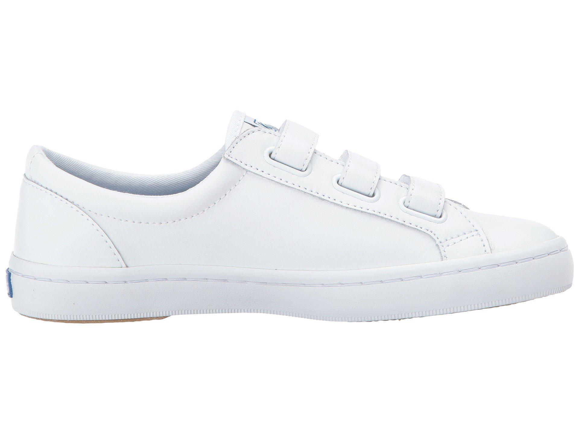 keds tiebreak leather sneakers