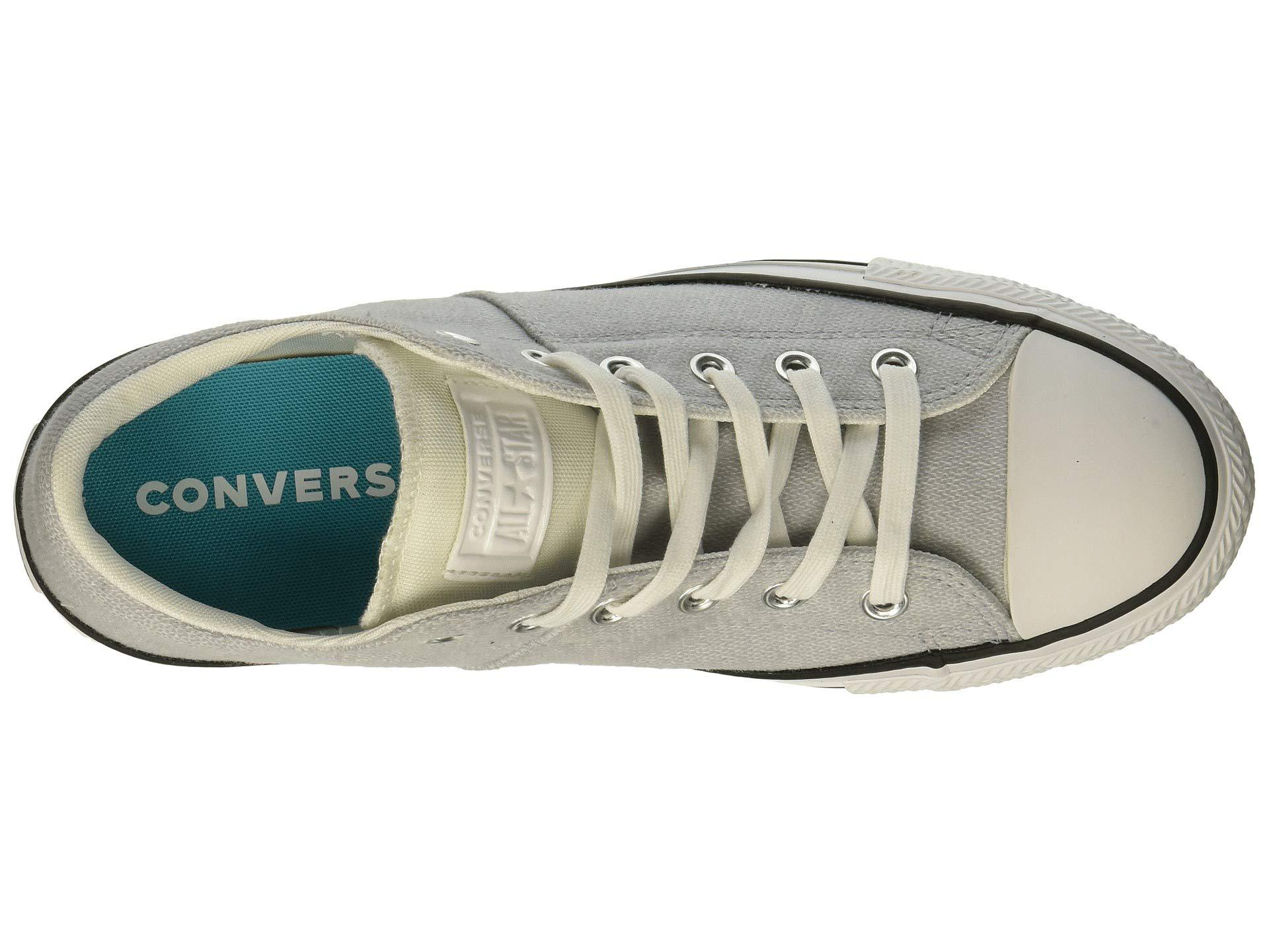 64bc82d43cf Lyst - Converse Chuck Taylor All Star Madison - Ox (white white ...