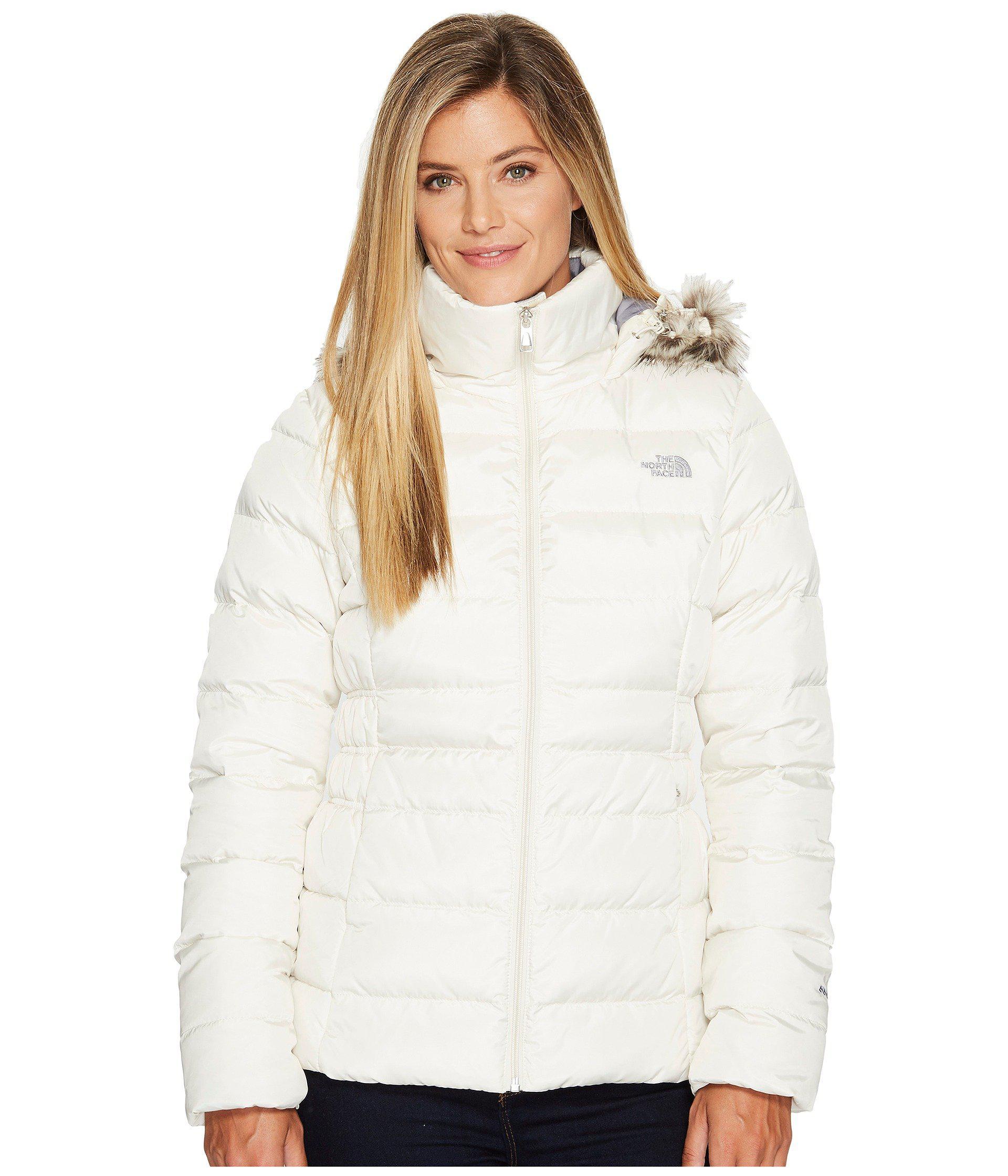 385e6cde7 White Gotham Jacket Ii (tnf Black) Women's Coat