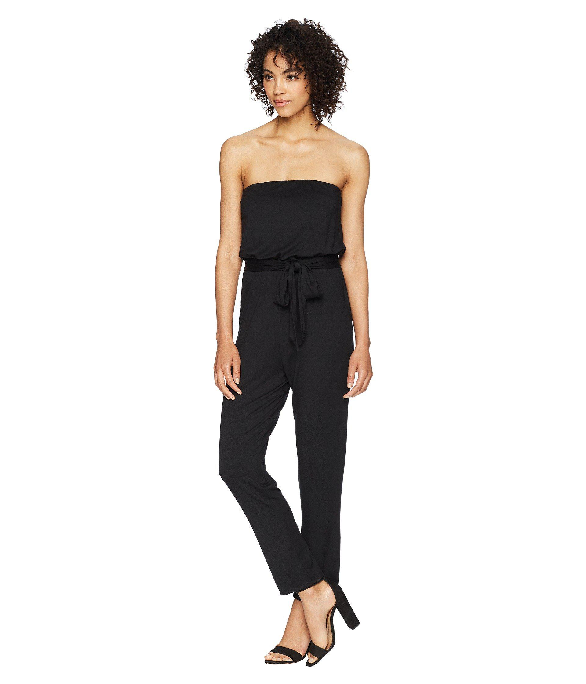 a3f8a89ef15 Lyst - Rachel Pally Donnatella Jumpsuit (black) Women s Jumpsuit   Rompers  One Piece in Black