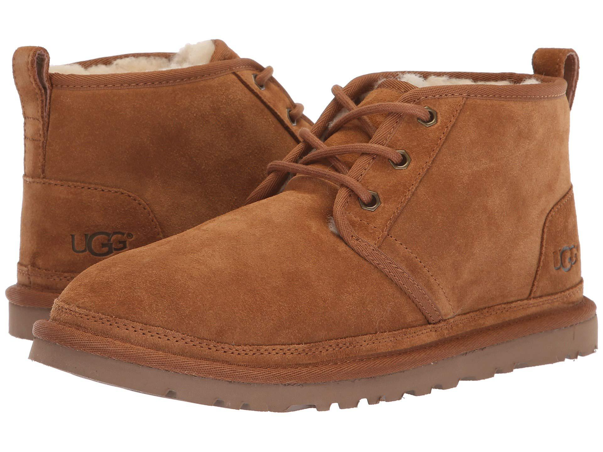 4f0373816f6 Ugg Brown Neumel (seal) Women's Lace Up Casual Shoes