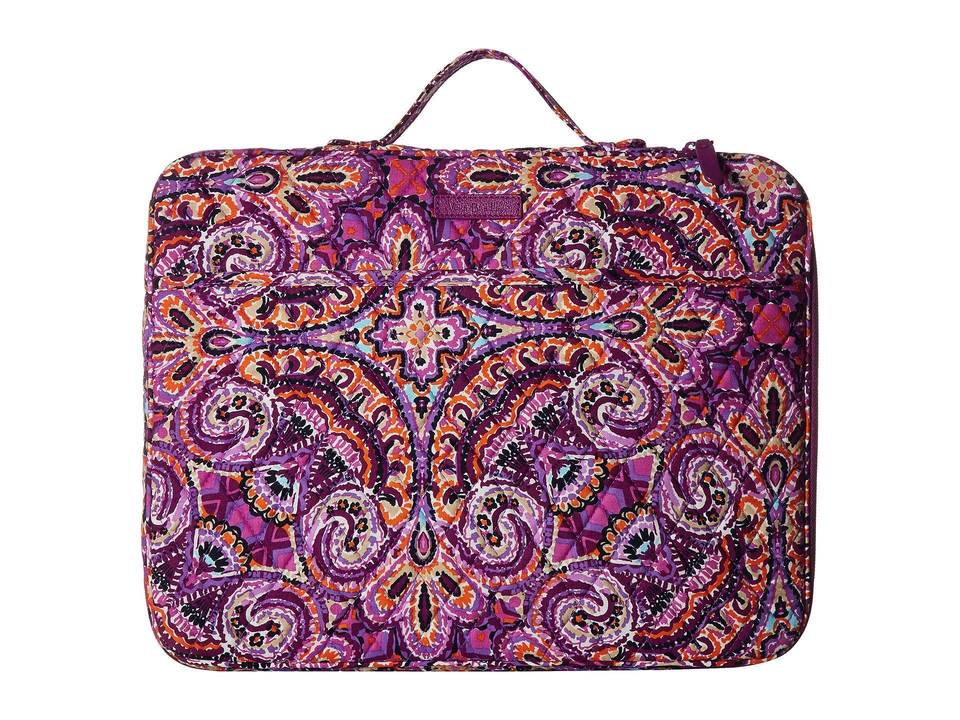Vera Bradley Laptop Bag Black Image Collections Amgimage Co