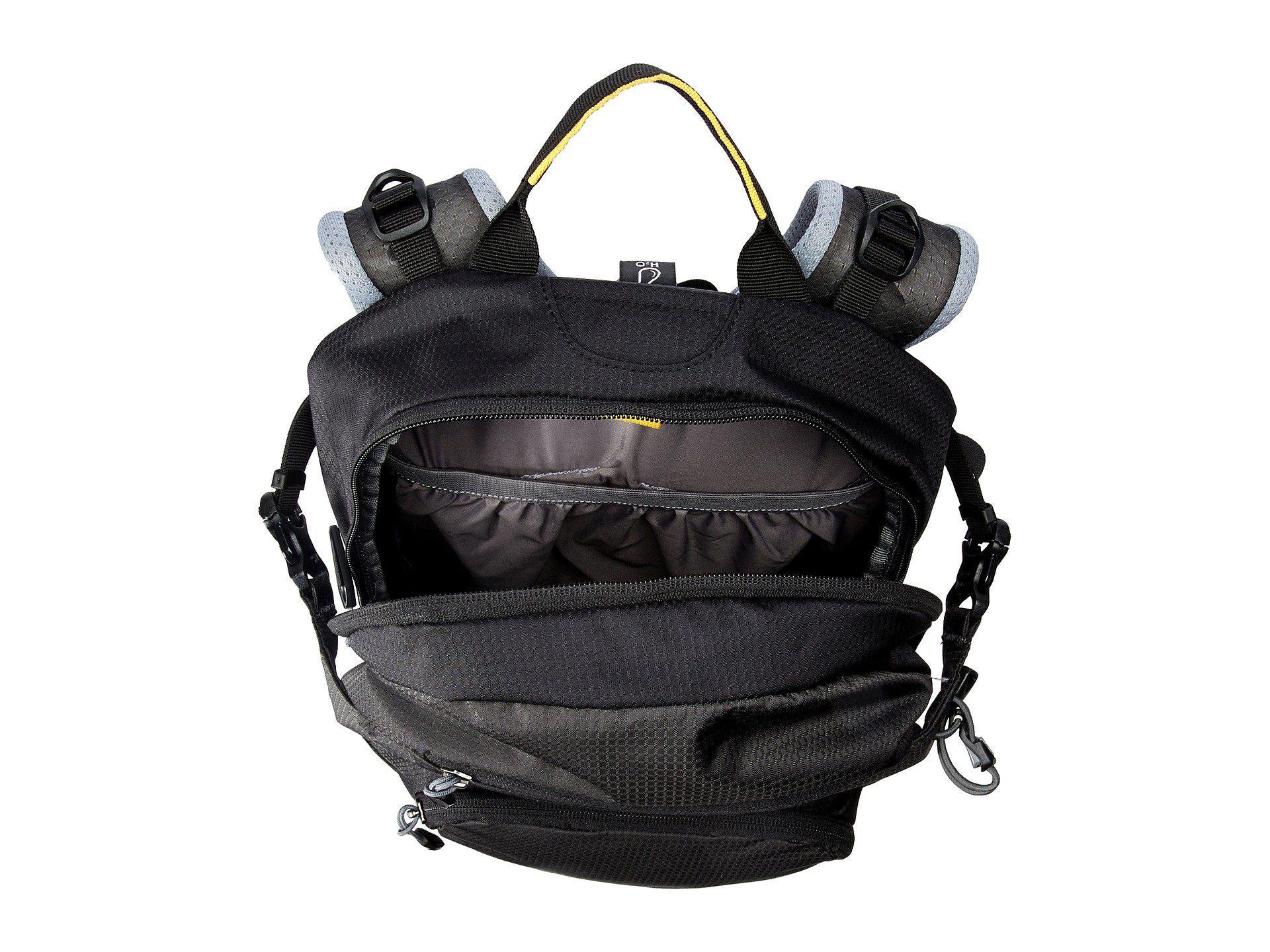 aa6d3f39b7 Jack Wolfskin Satellite 24 Pack (poseidon Blue) Backpack Bags in ...